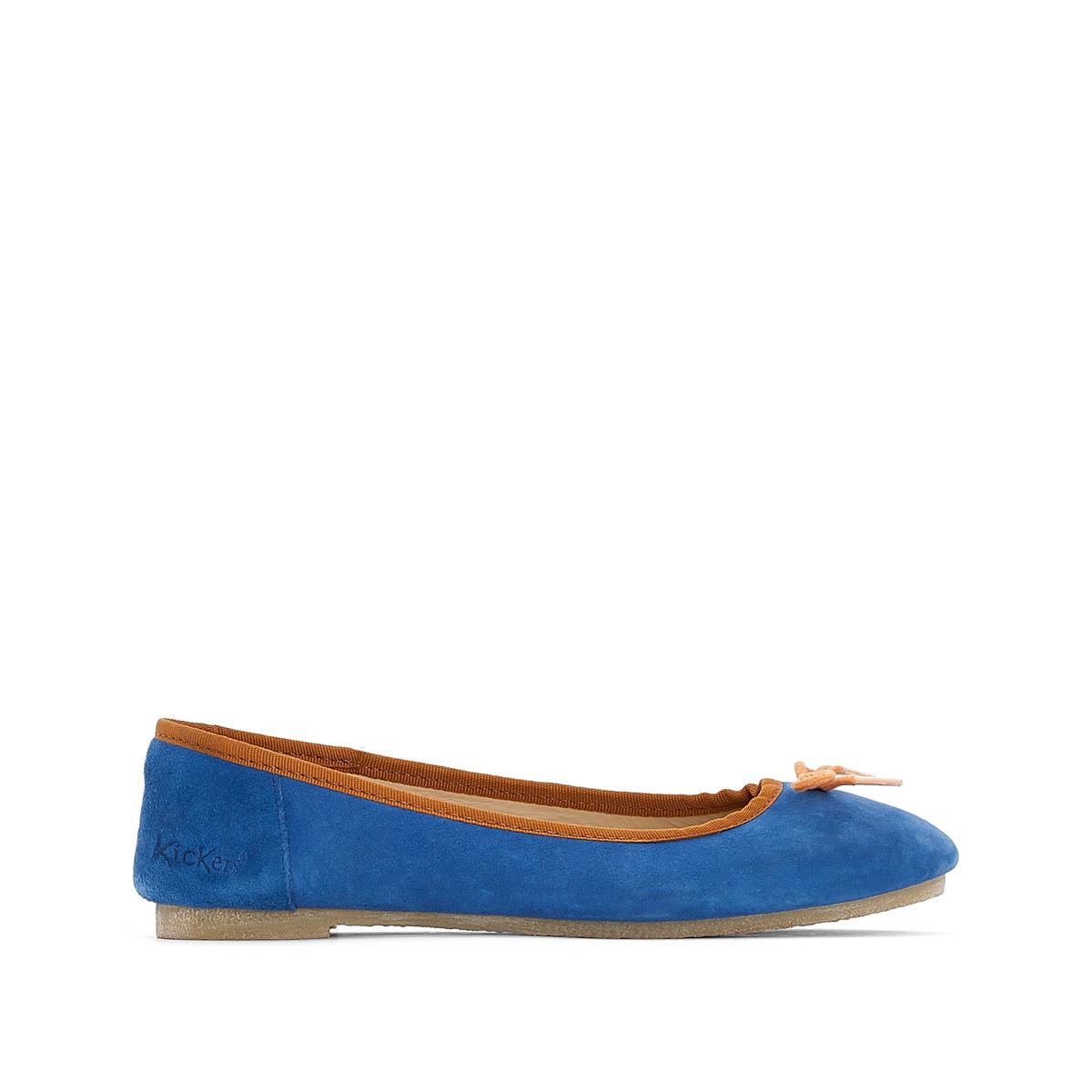 Балетки BaieВерх/Голенище: Велюр    Подкладка: невыделанная кожа     Стелька: невыделанная кожа    Подошва: синтетика    Высота каблука: 0,5 см    Форма каблука: плоский    Мысок: закругленныйЗастежка: без застежки<br><br>Цвет: красный,светлый каштан,синий