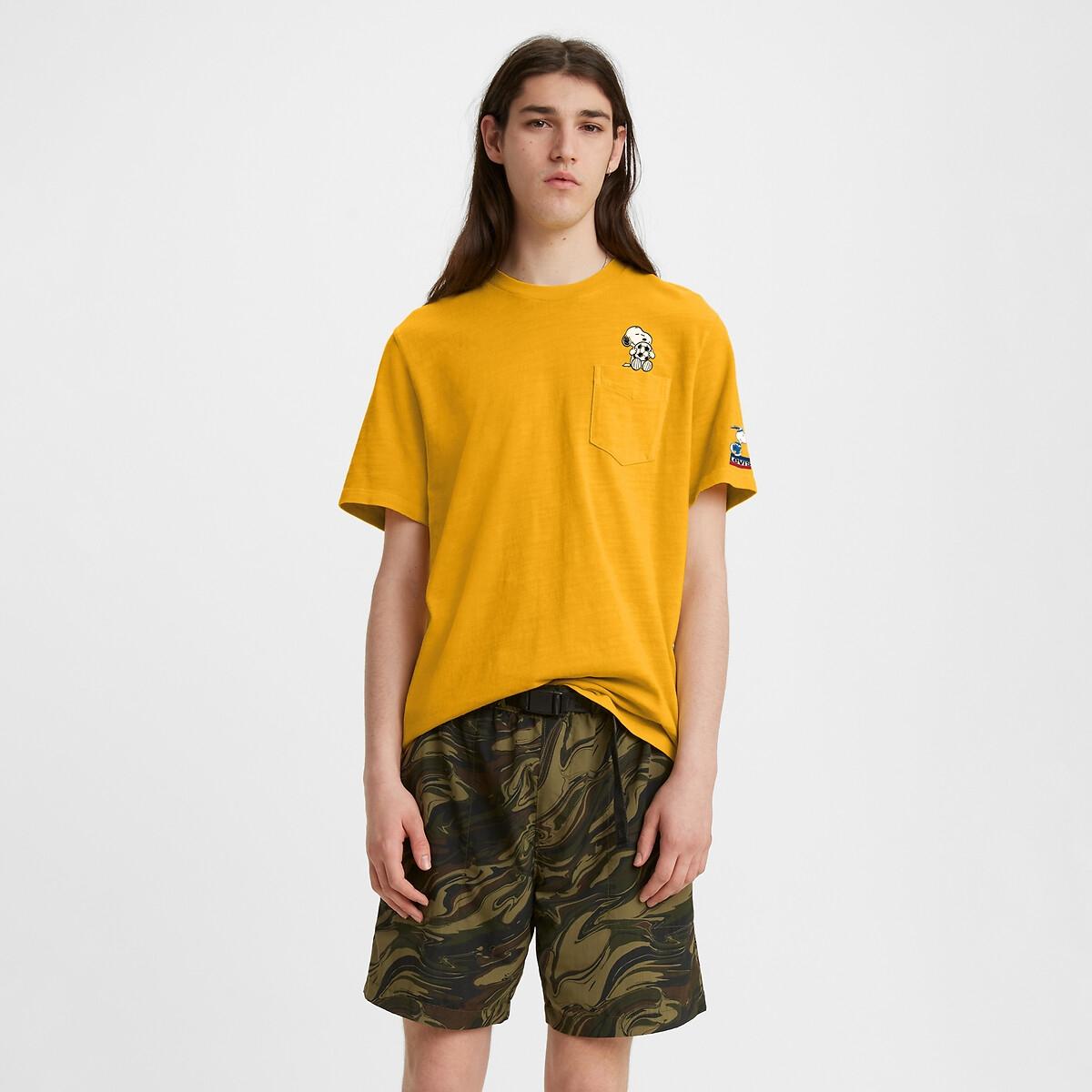 T-shirt Soccer Snoopy Levi's® X PEANUTS™