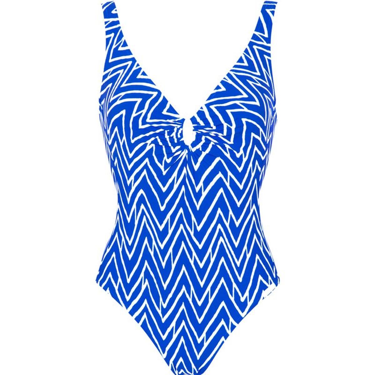 Maillot de bain une pièce Lidea SPORTY WAVES blue