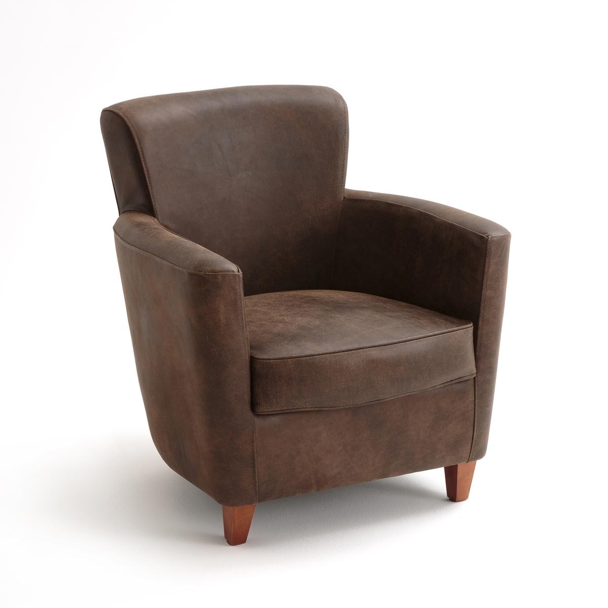 Кресло клубное кожаное, Mathesson