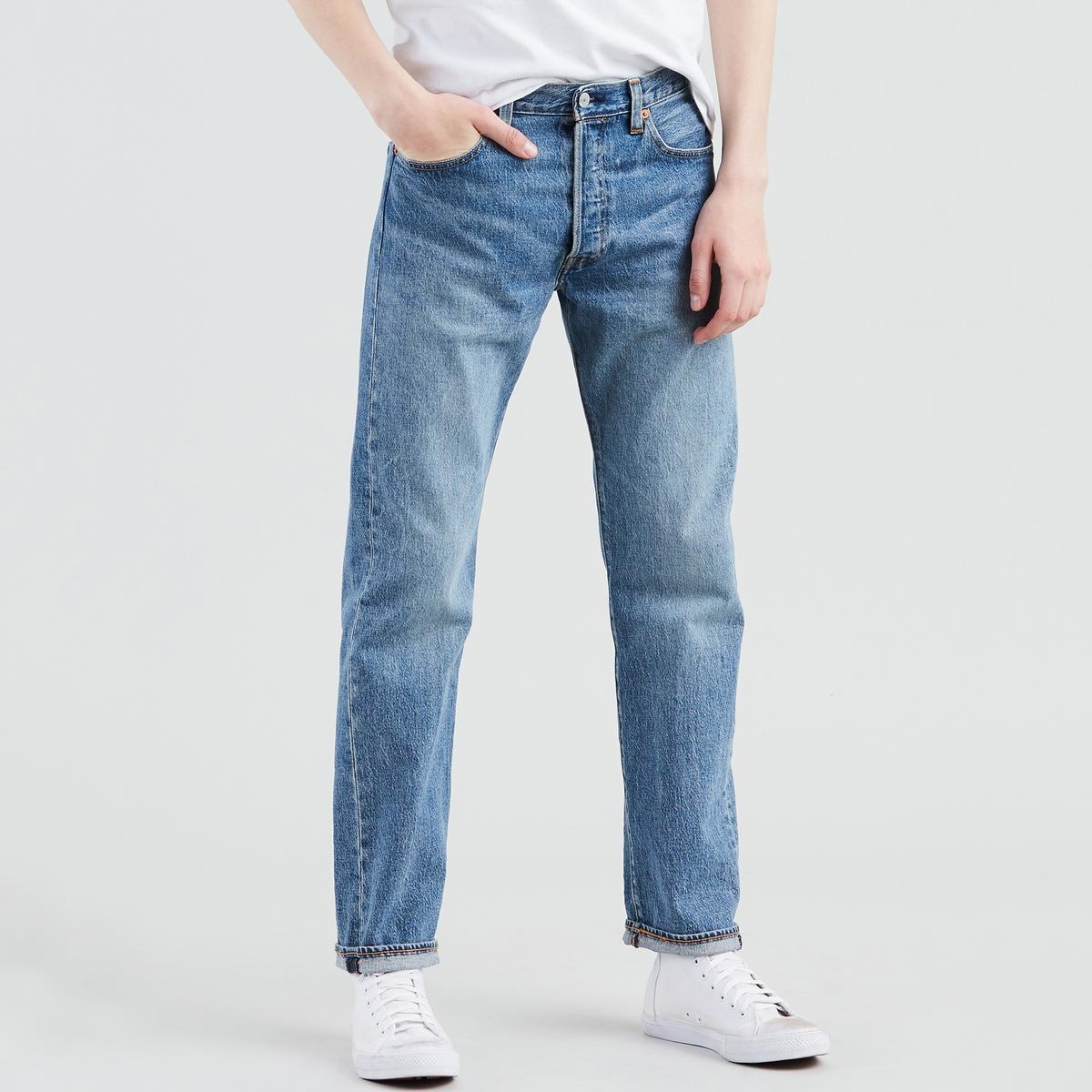 Jeans 501® regular, taglio dritto