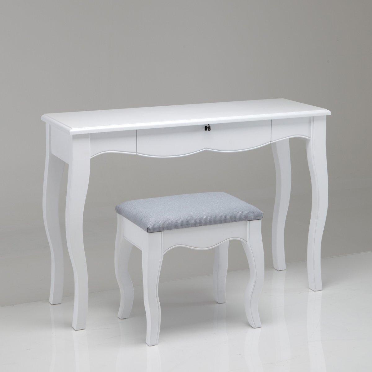 Письменный стол-трюмо +табурет Lison