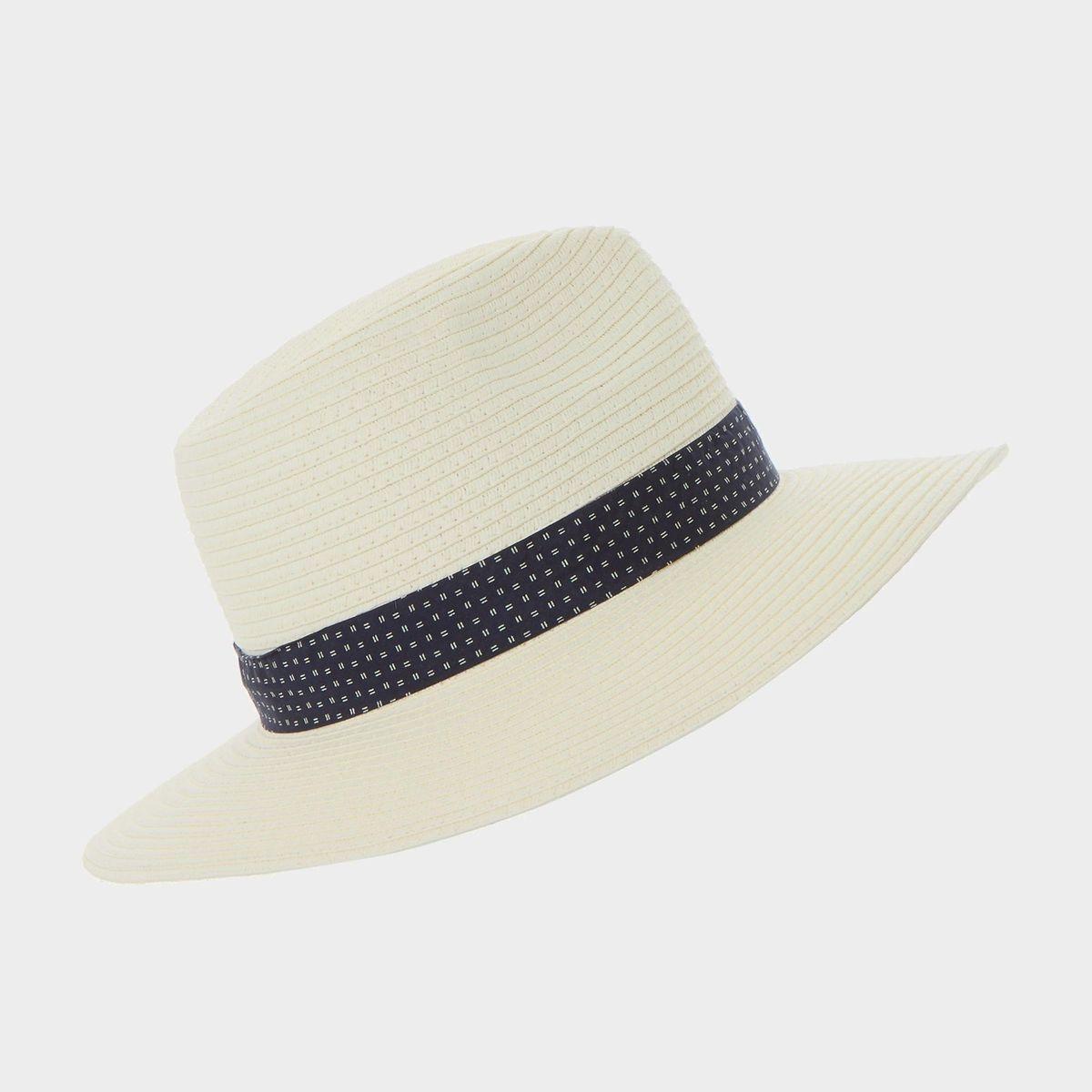 Chapeau panama tressé - NOVA