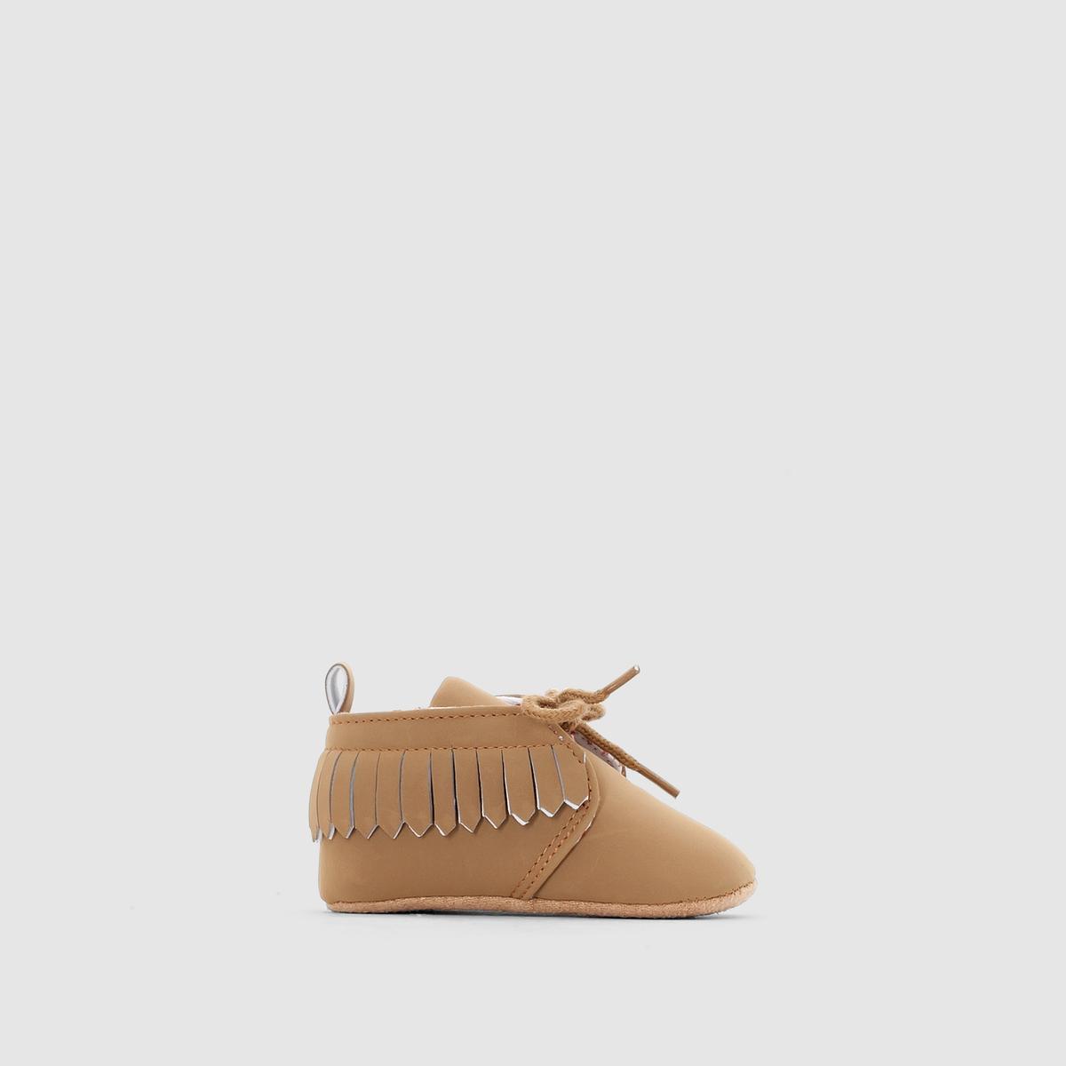 Туфли с бахромой от La Redoute