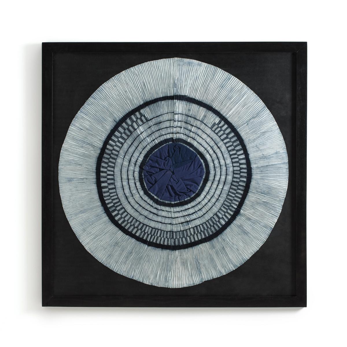 Панно настенное Sashiko, В.120 см