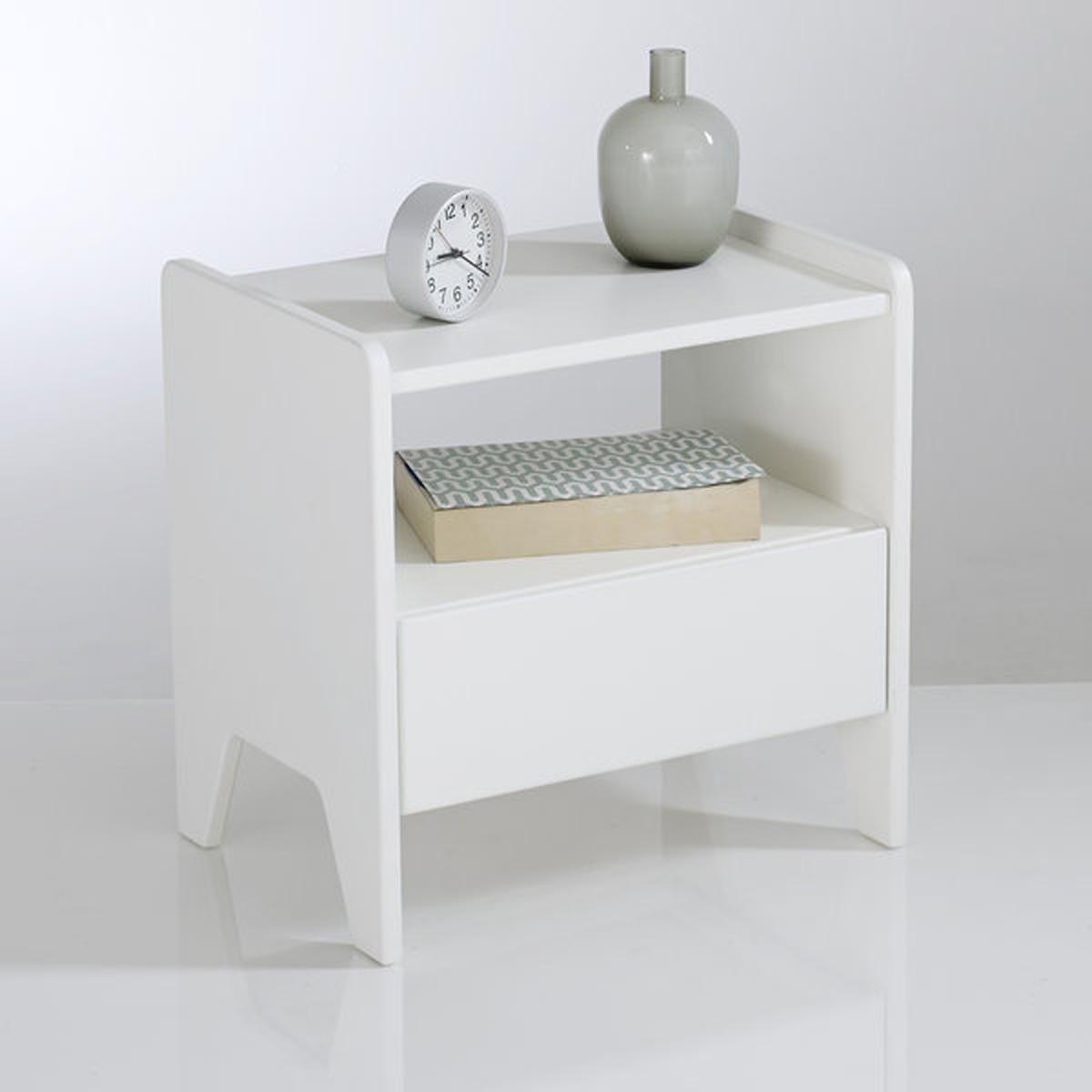 """Nachttisch """"Adil"""", Retro-Vintage-Style"""