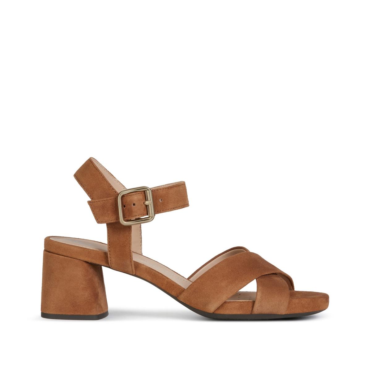 Sandalias de piel Genzian a Mid