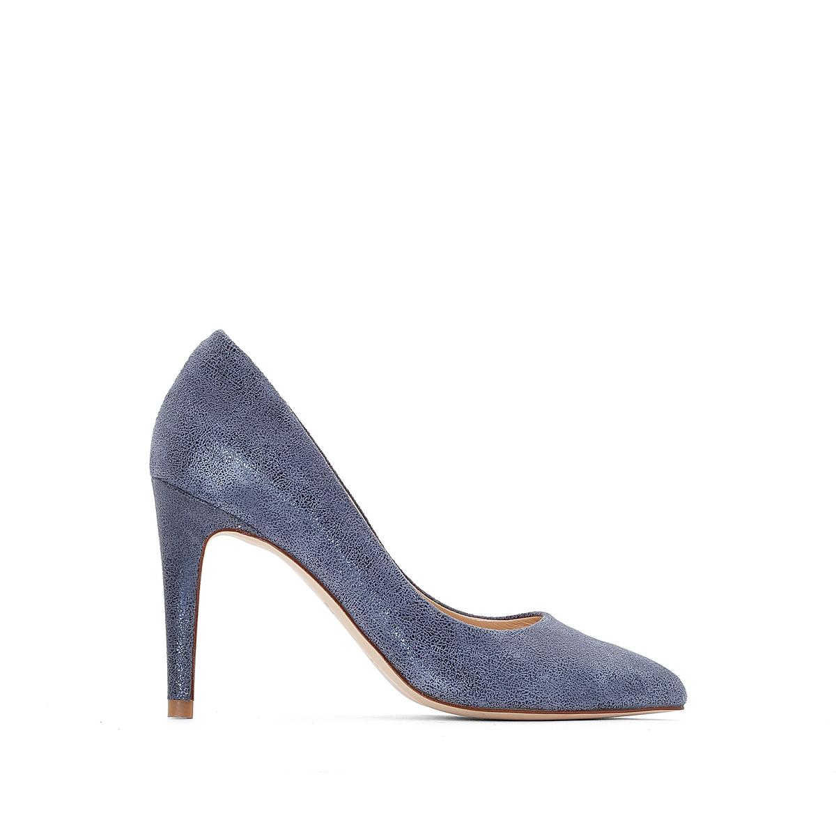 Zapatos de tacón de piel Aleen
