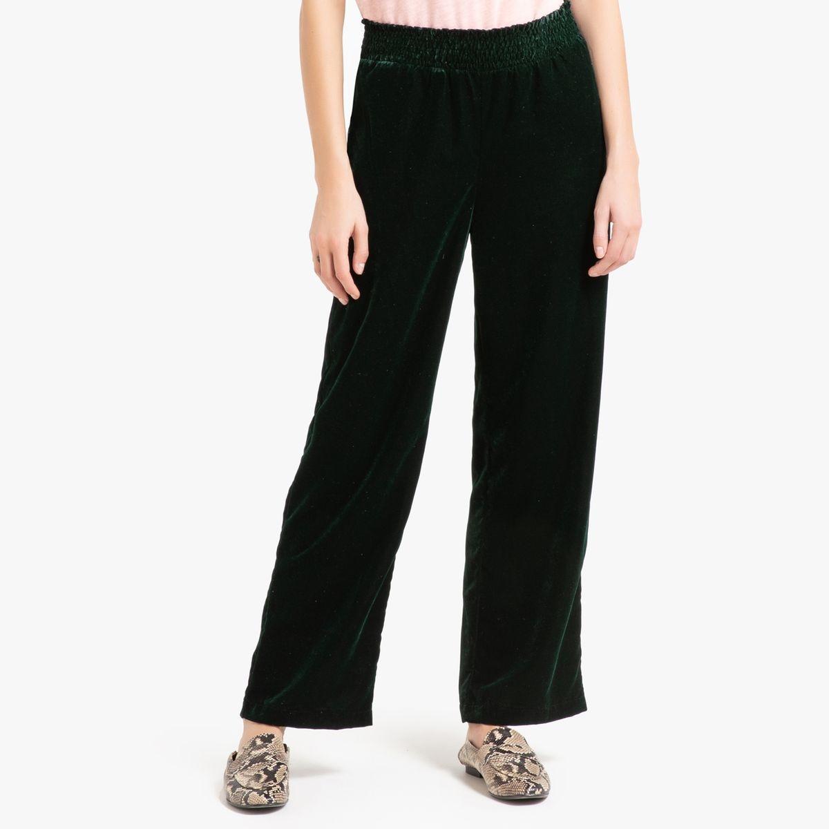 Pantalon large en velours WALLY