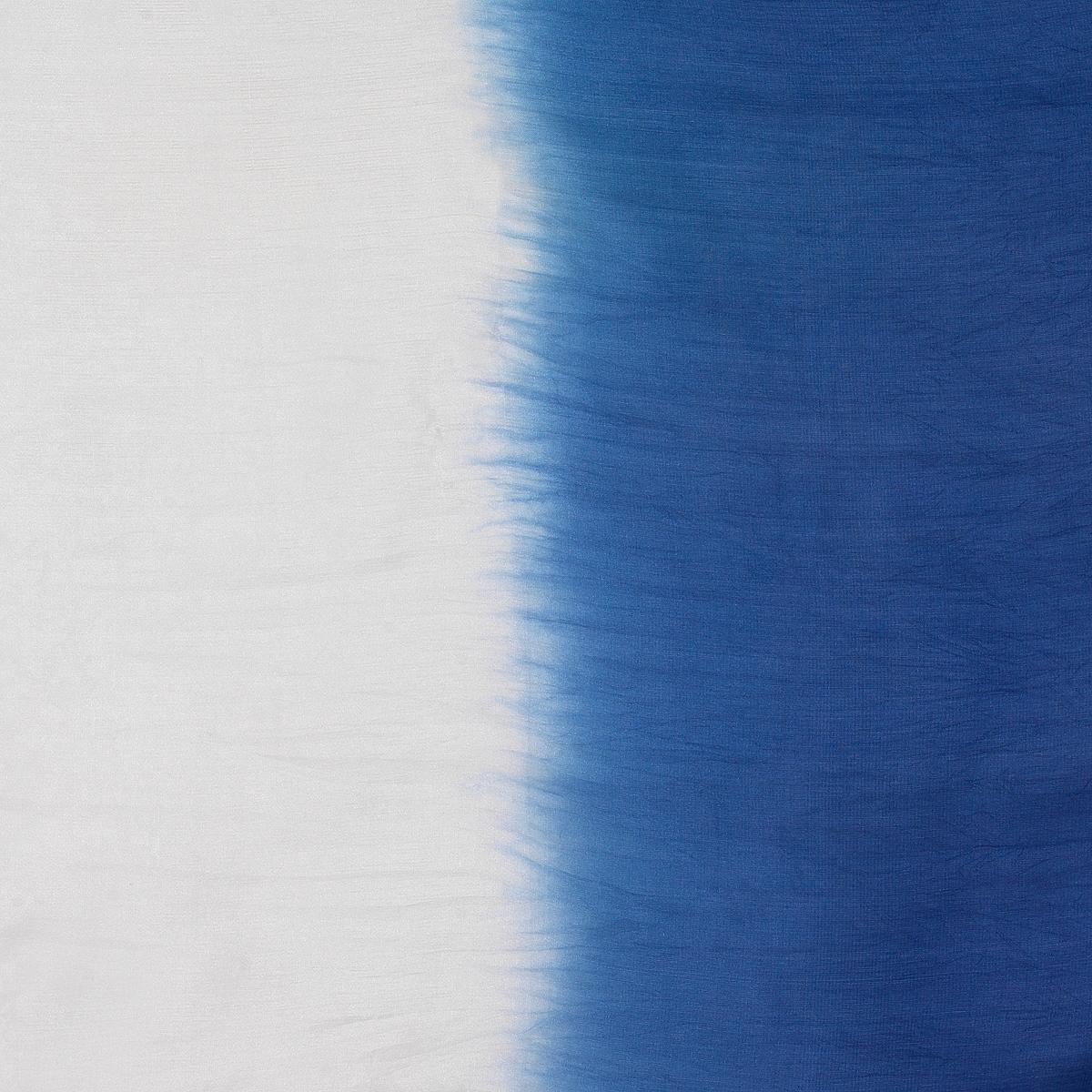 Платок из муслина<br><br>Цвет: красный/ белый,темно-синий/ белый