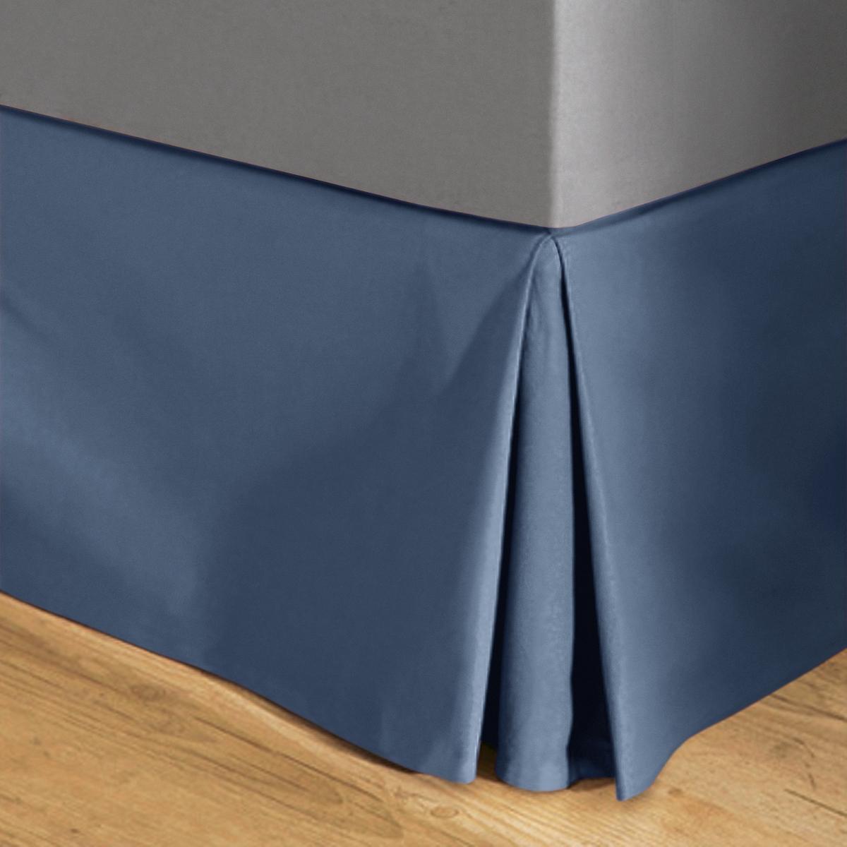 Наматрасник La Redoute La Redoute 140 x 190 см синий наматрасник la redoute тонкий толщина см nizami 180 x 200 см синий