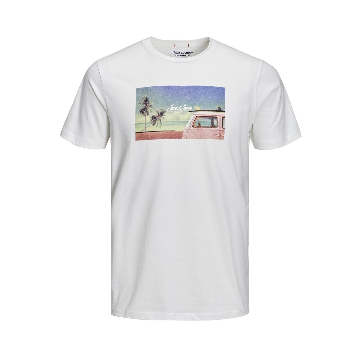 T-shirt com motivo à frente, 10-16 anos