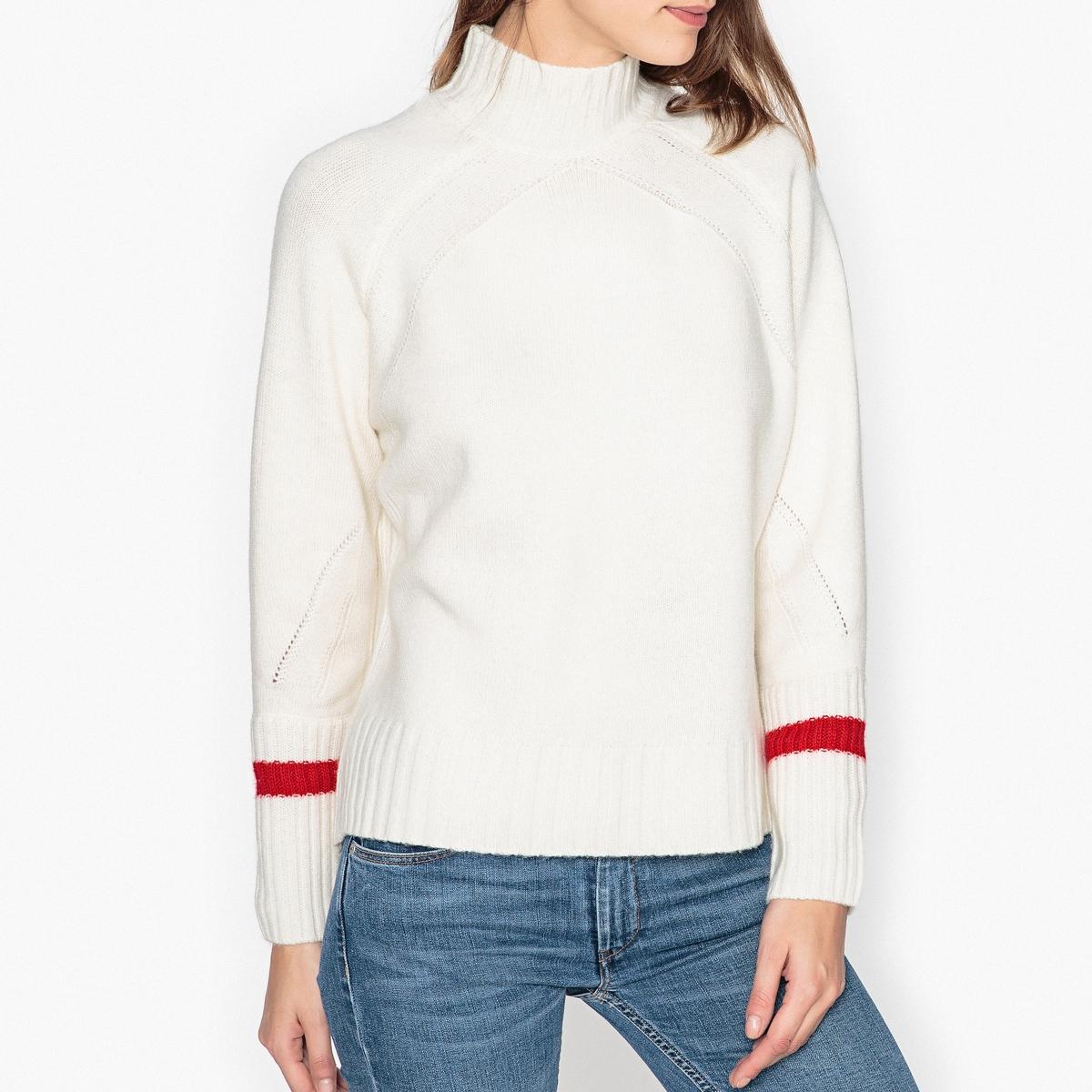 Пуловер из 100% шерсти DANY