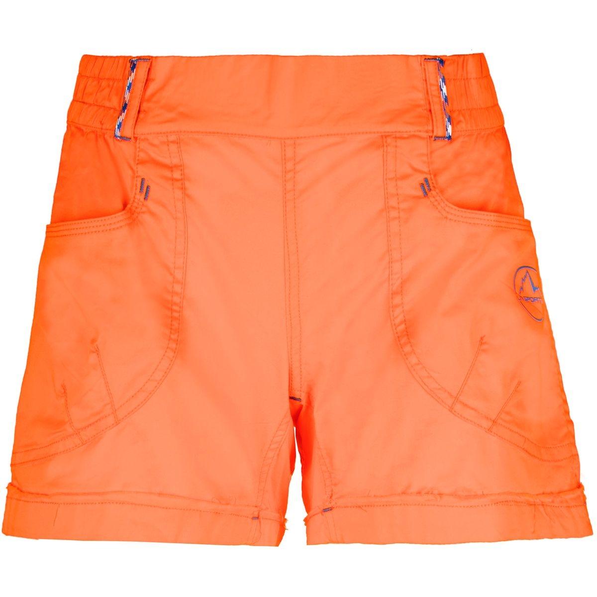Escape - Shorts Femme - orange