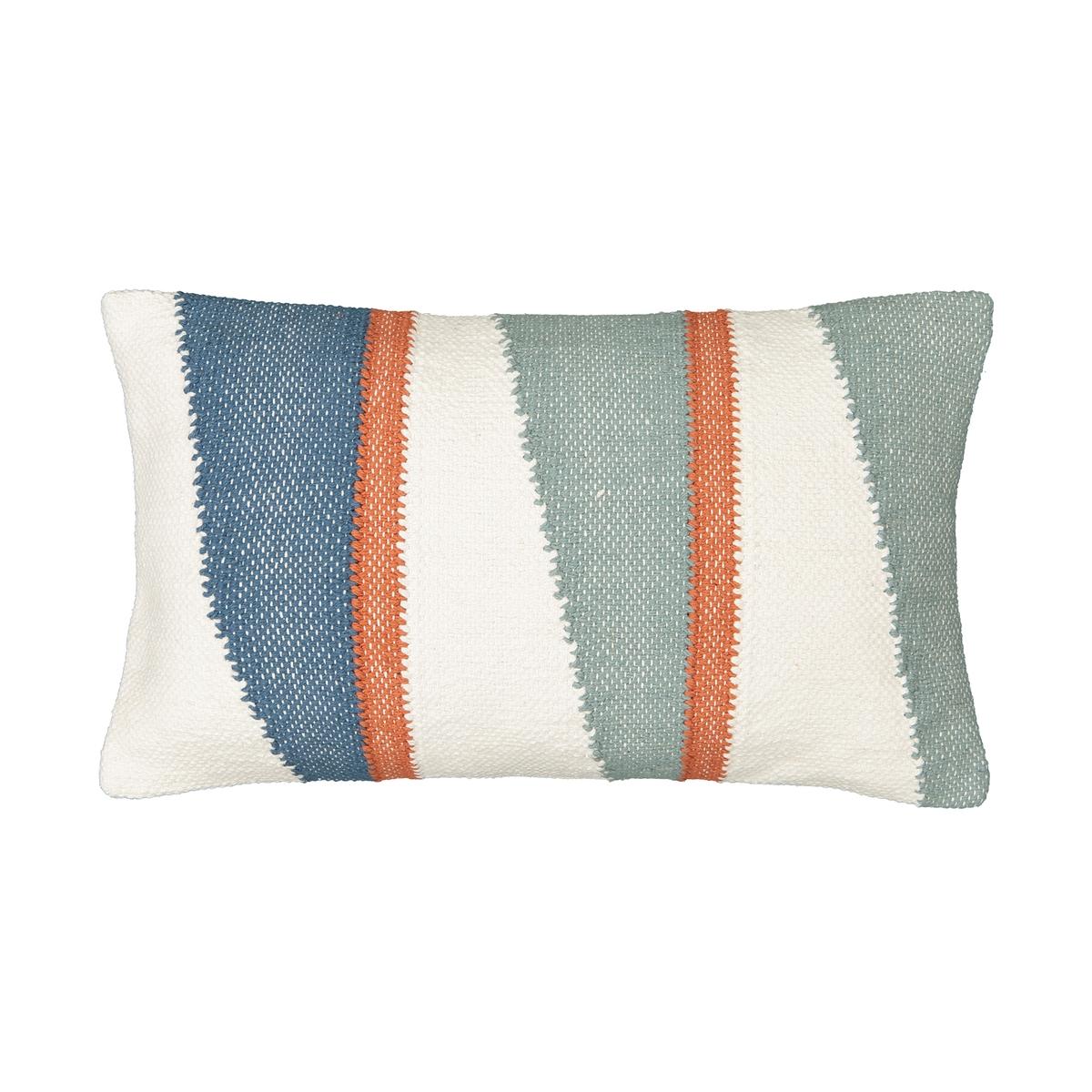 Чехол La Redoute На подушку Chillan 50 x 30 см разноцветный наволочка la redoute flooch 50 x 30 см бежевый