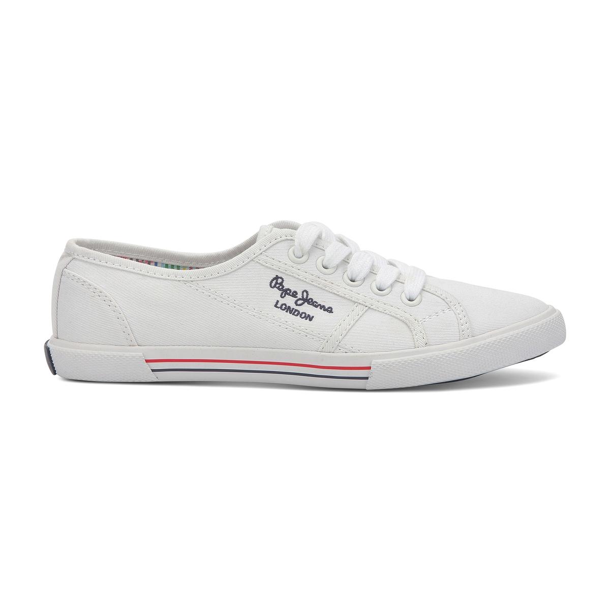 Zapatillas deportivas de lona Basic 17