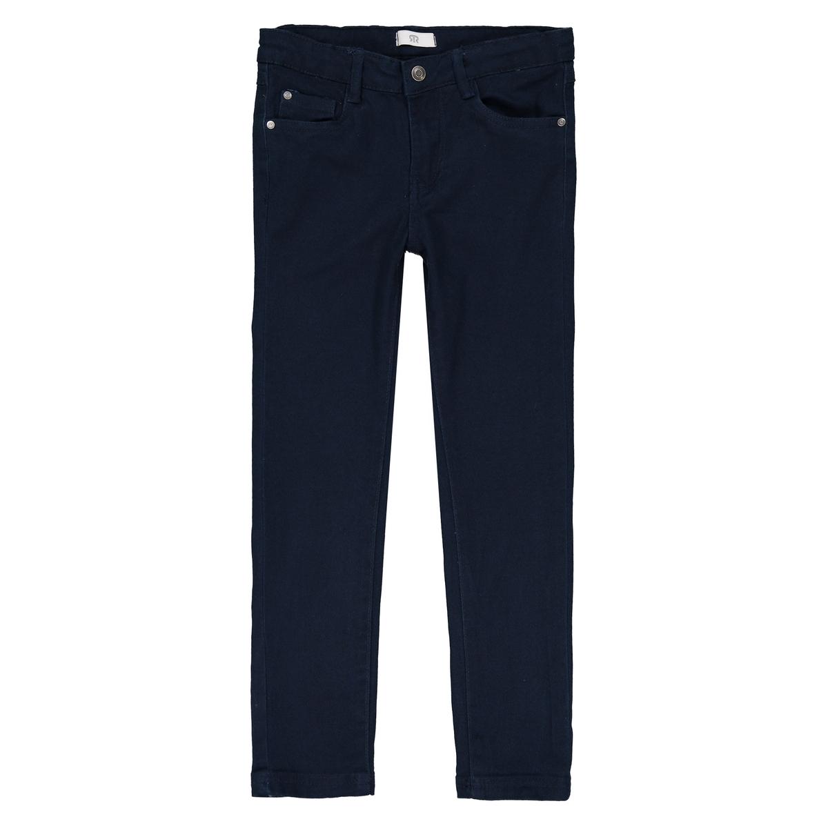 Узкие брюки на 3-12 лет
