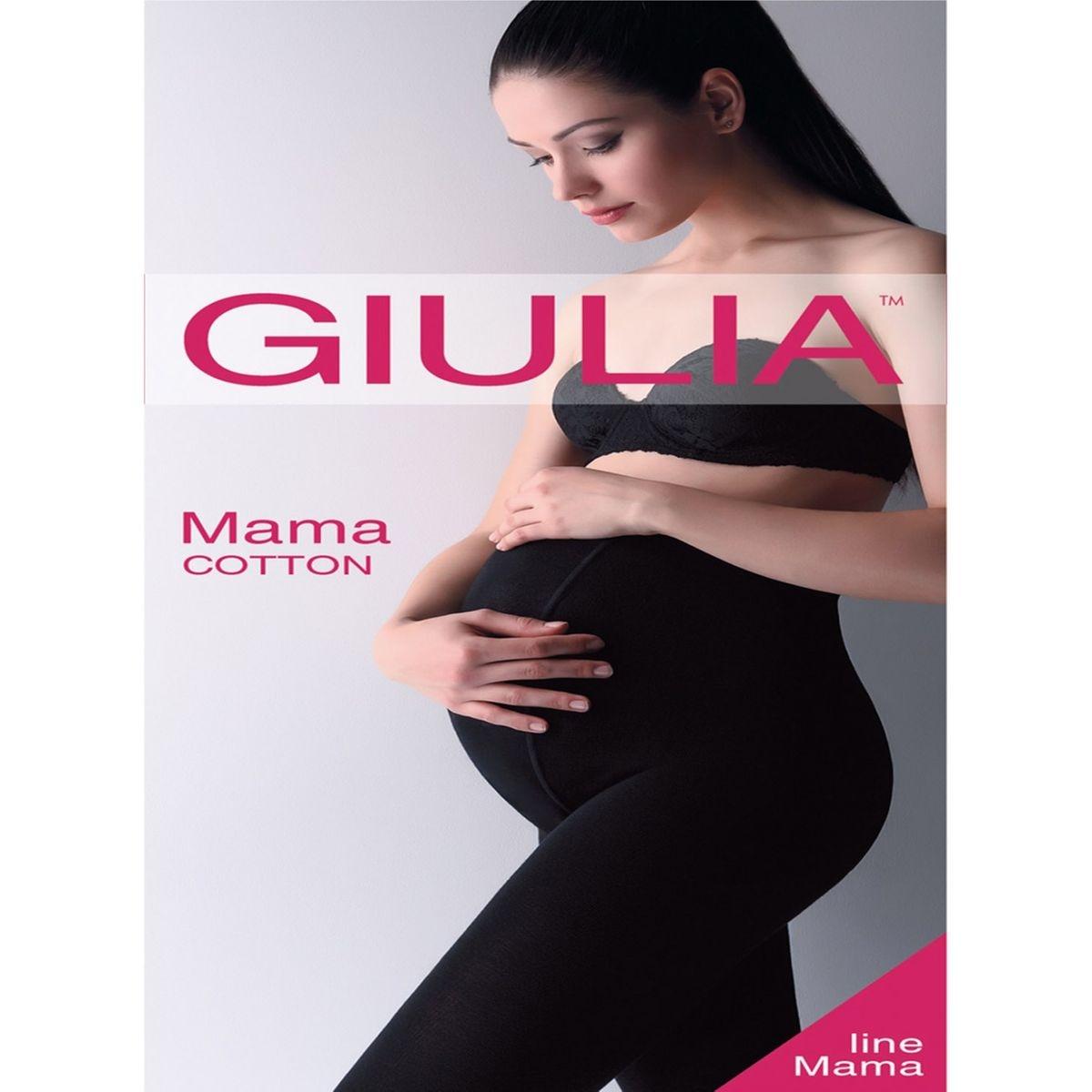 Collant Giulia Mama Cottone 200D