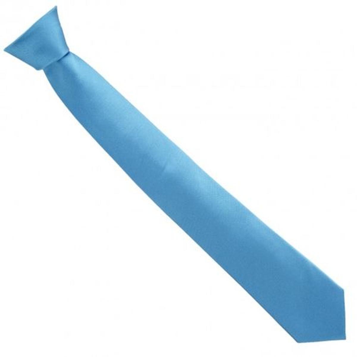 cravate en soie classic