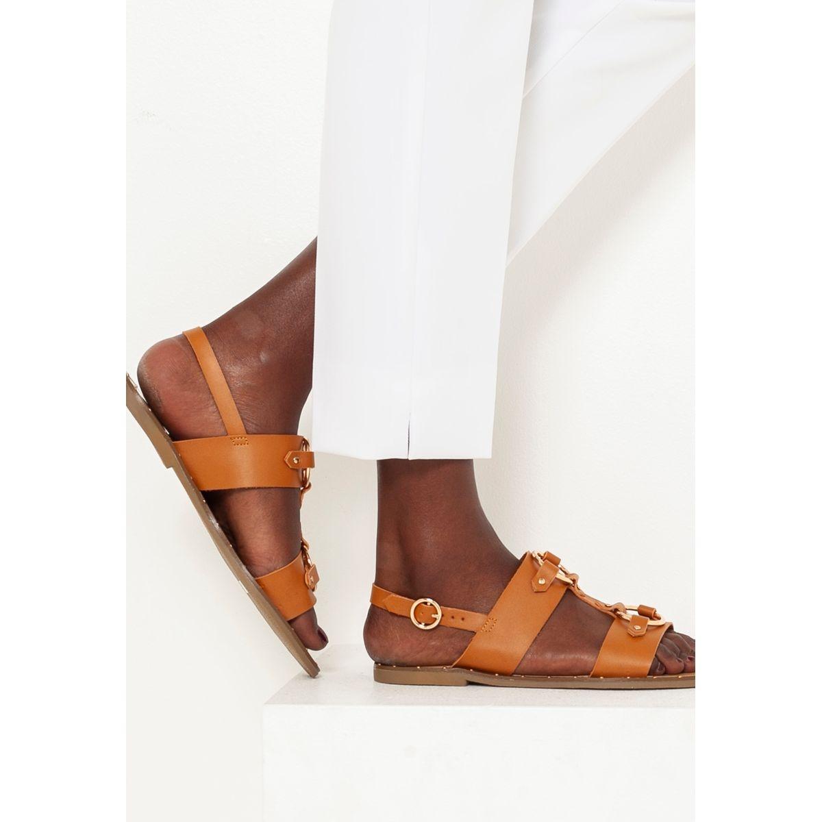 Sandales naturelles