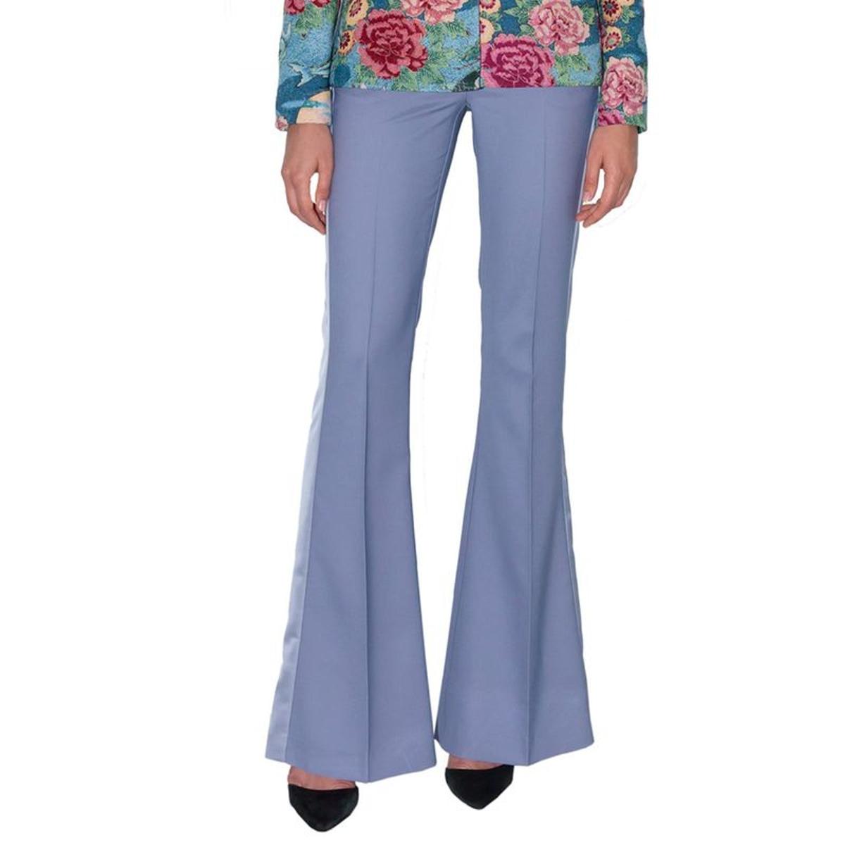 Pantalon de smoking évasé