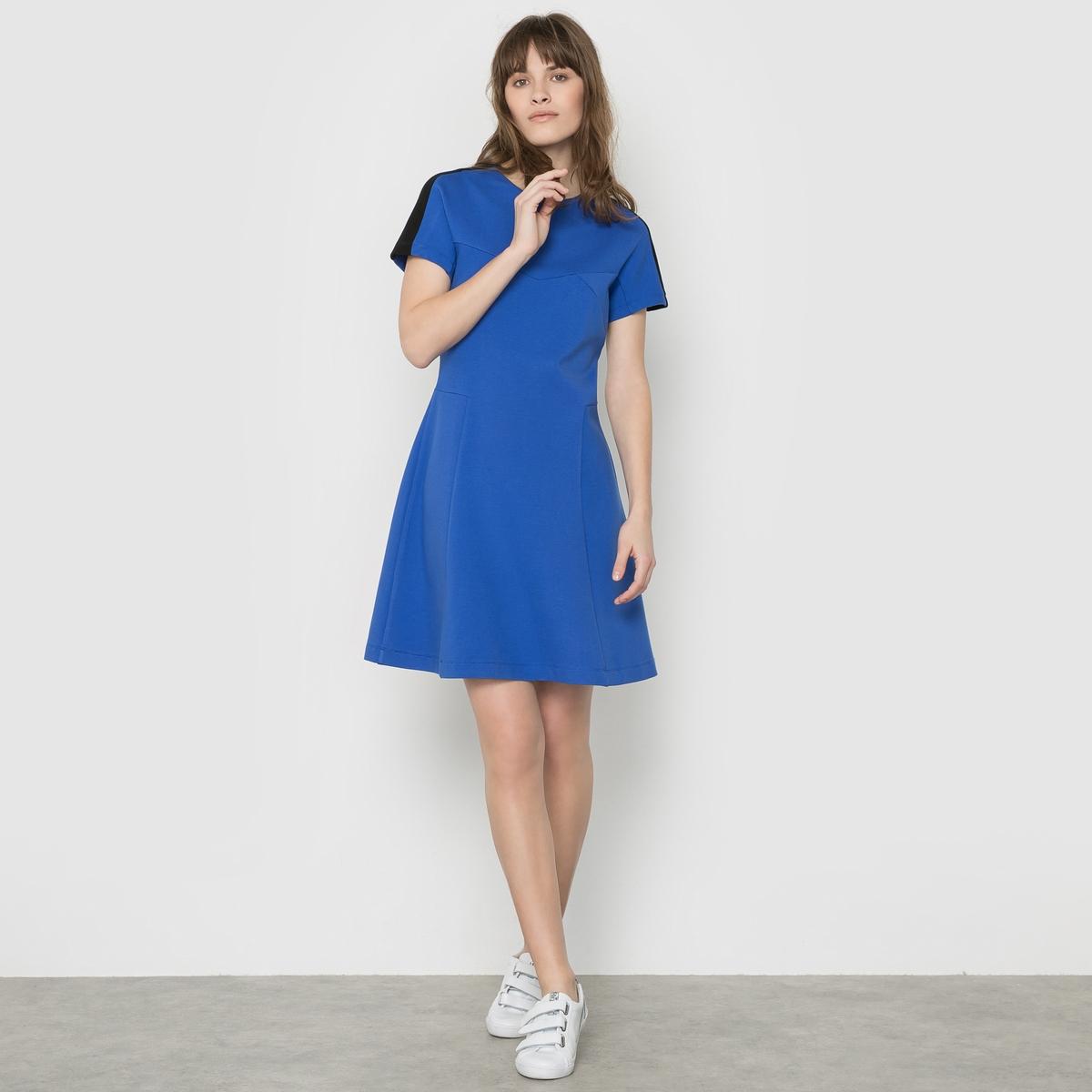 Платье с короткими рукавами, LULA