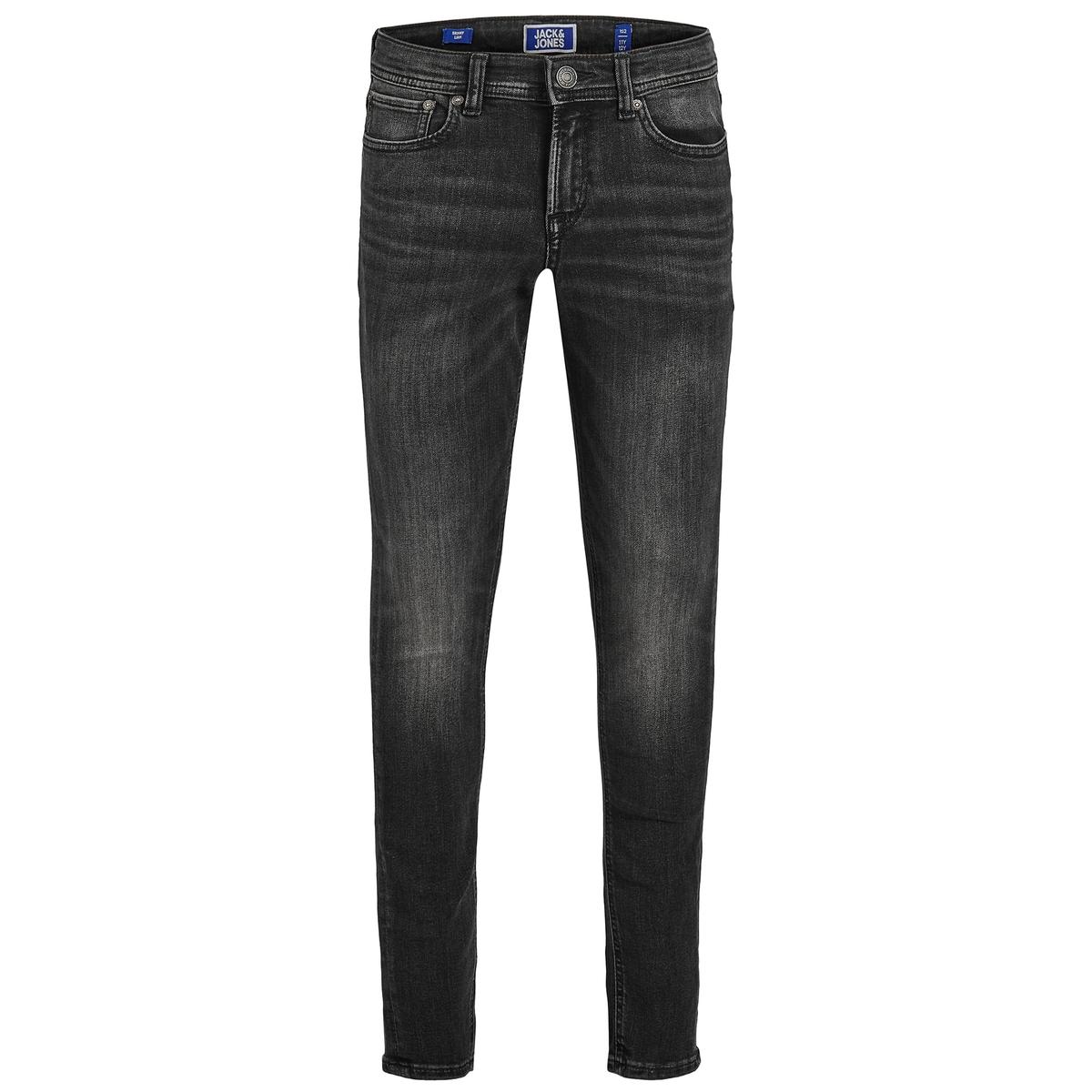 Фото - Джинсы LaRedoute Скинни 10-16 лет 13 серый джинсы laredoute скинни длина 30 s черный