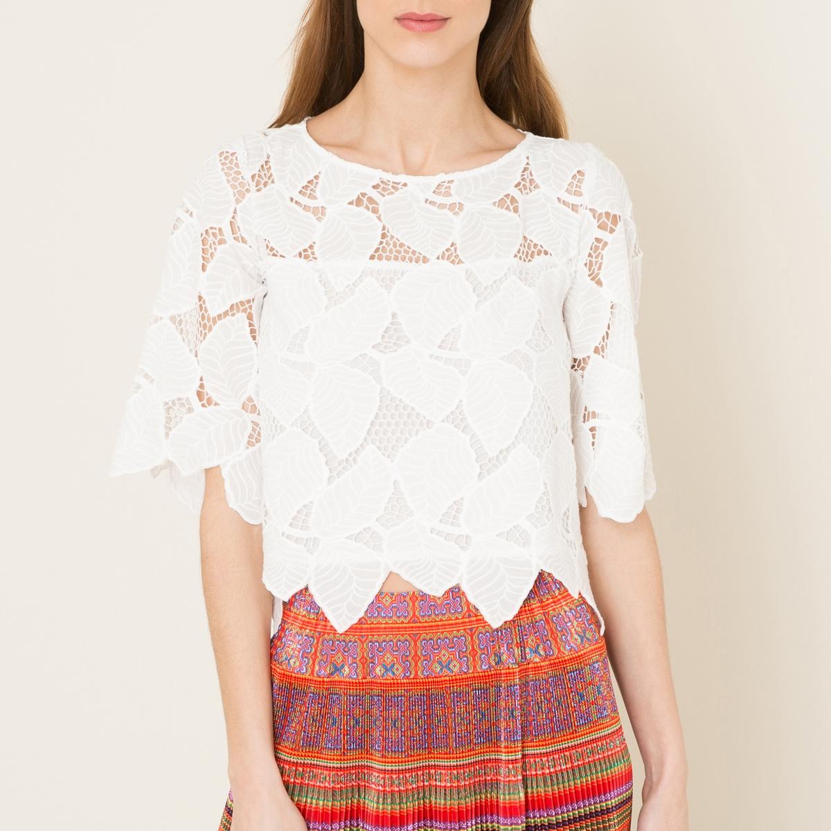 Блузка RUSH valerie khalfon блузка