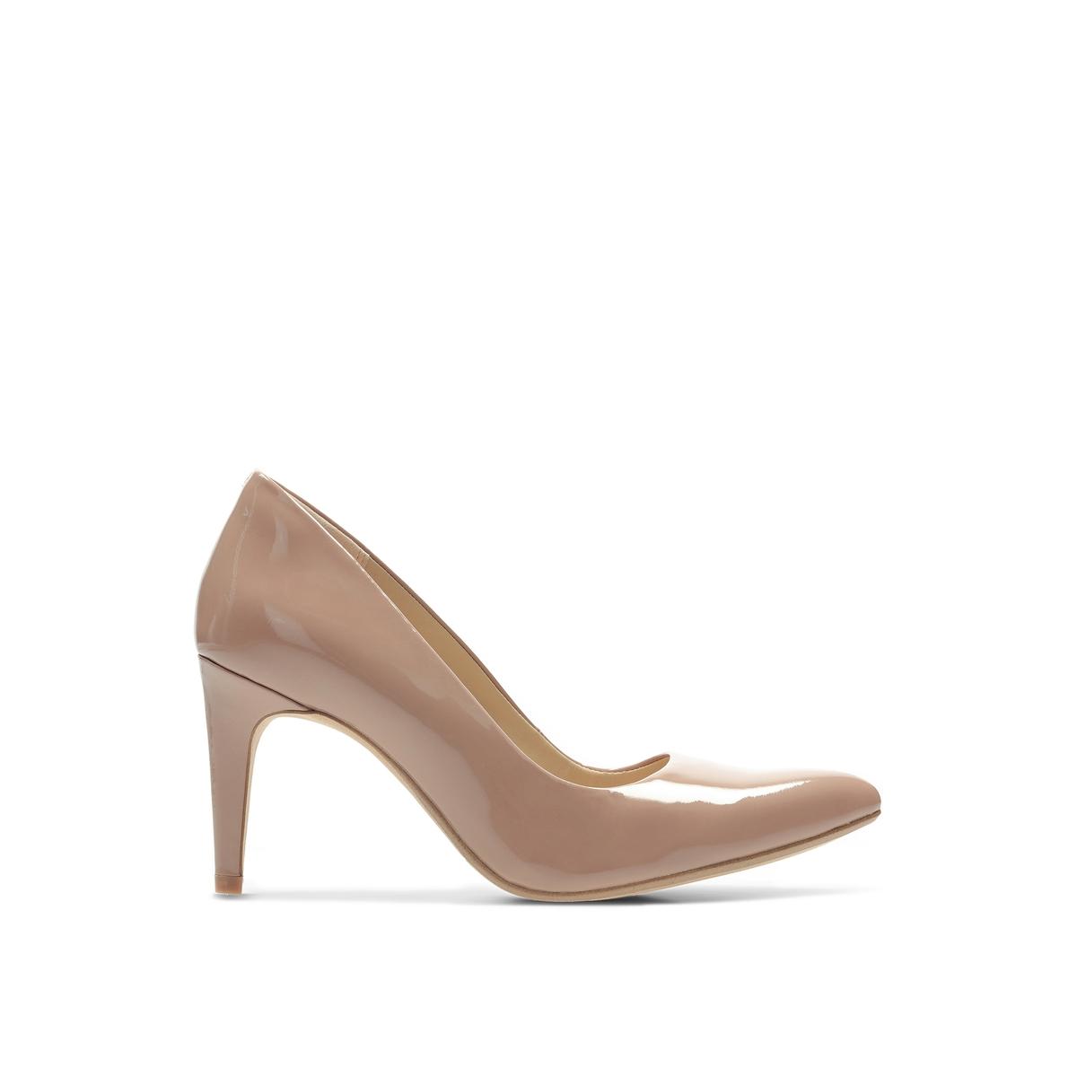 Imagen principal de producto de Zapatos de piel con tacón Laina Rae - Clarks