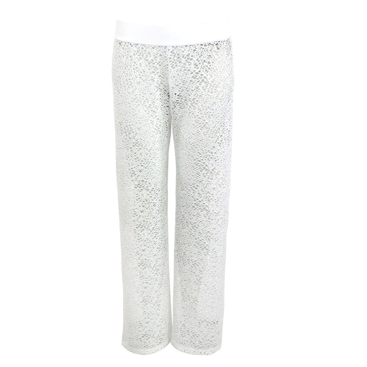 Pantalon Boaboa Corkys Blanc