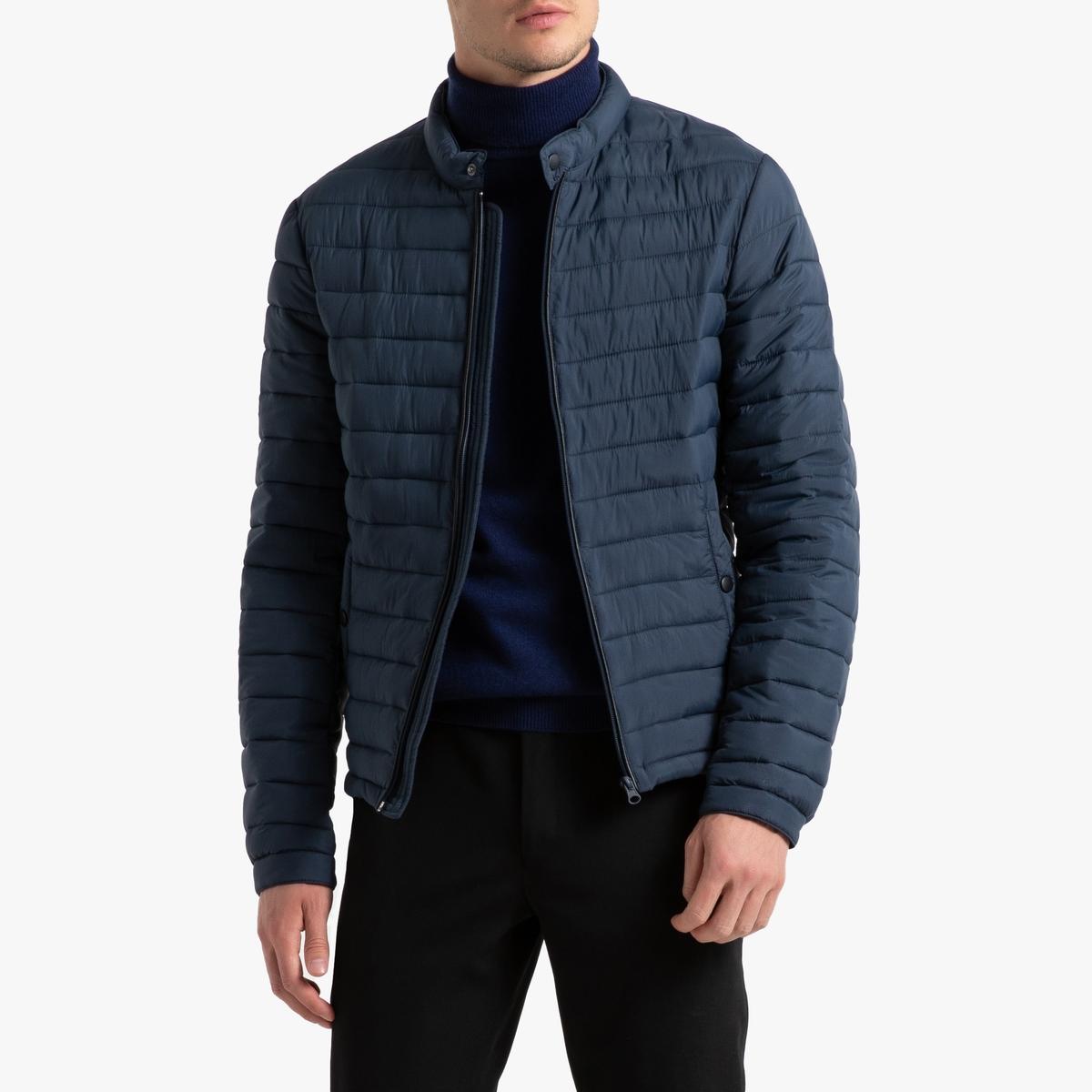 Куртка La Redoute Тонкая непромокаемая Maxime XXL синий куртка la redoute тонкая непромокаемая maxime xxl синий