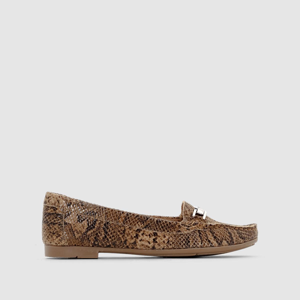 Ботинки-дерби кожаные от ANNE WEYBURN