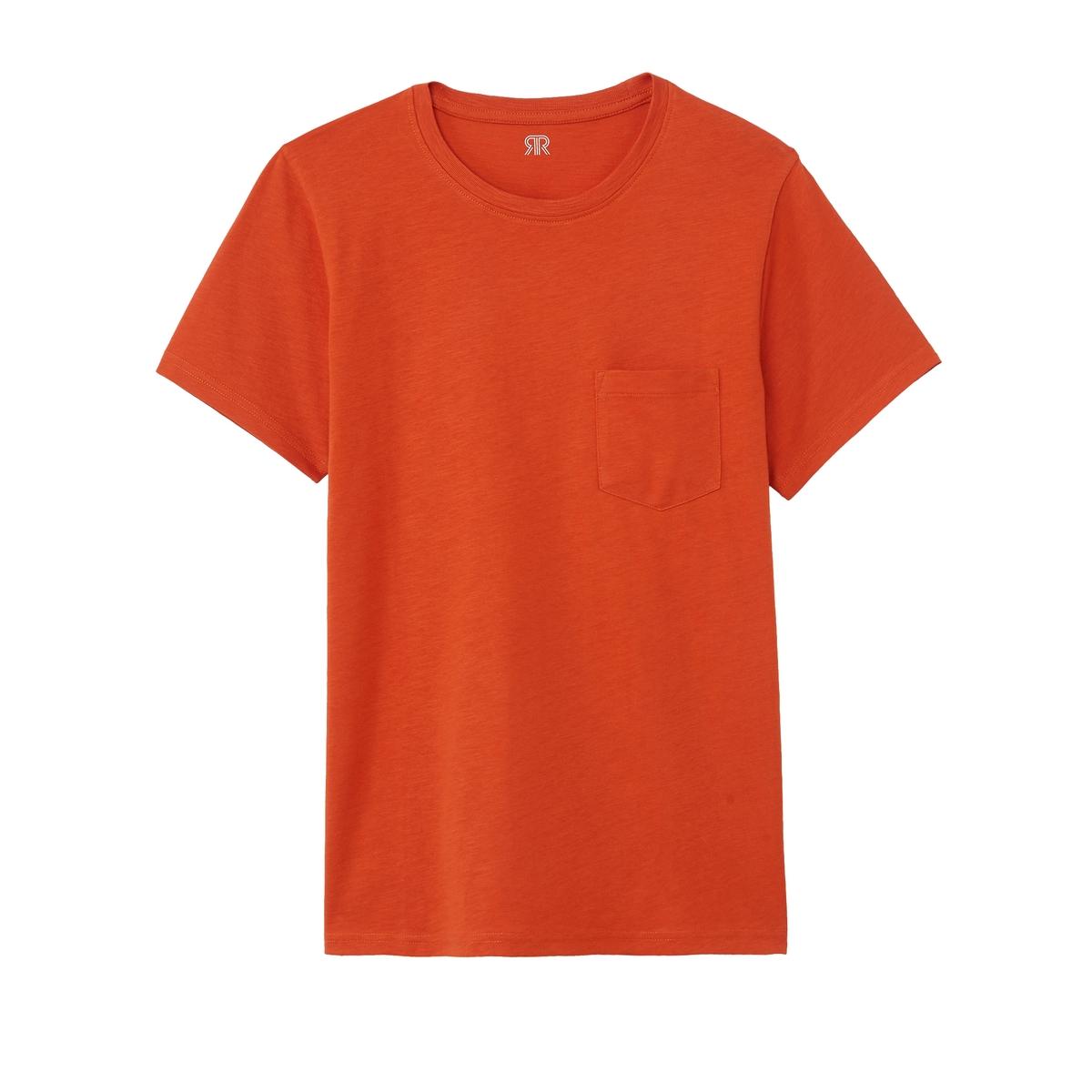 T-shirt de gola redonda, Oeko Tex