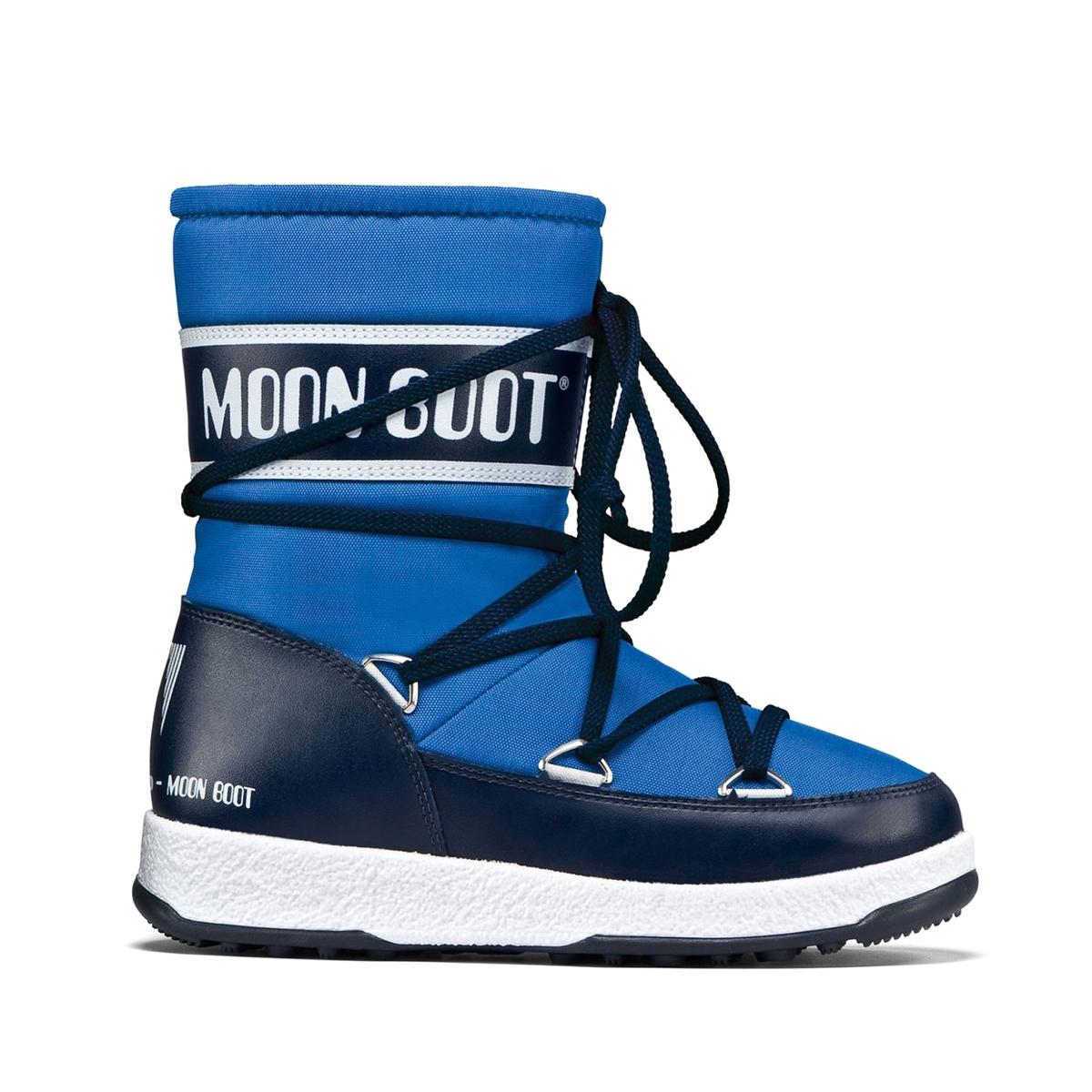 Сапоги WE SPORT MID JR moon boot лыжная одежда