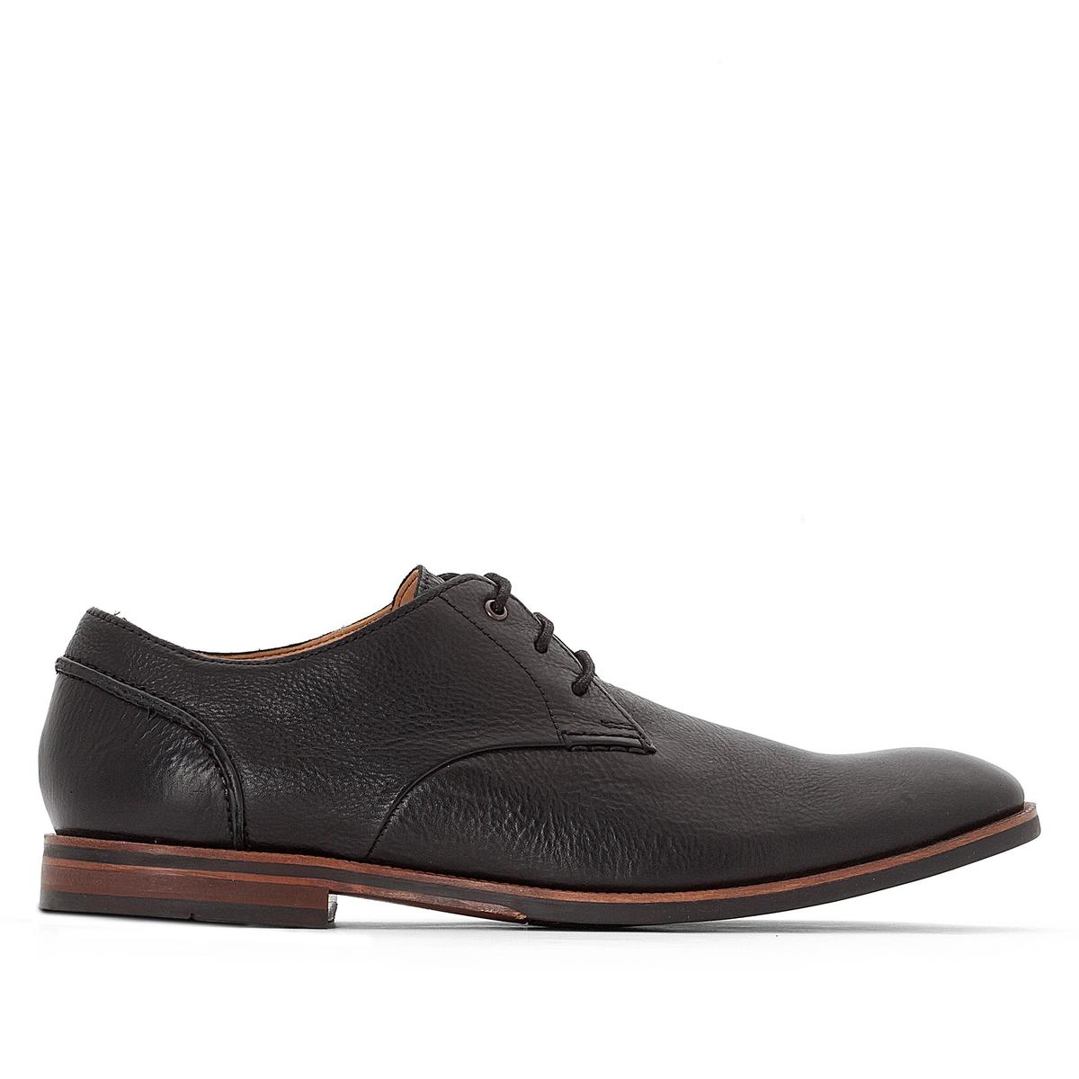 CLARKS Ботинки-оксфорды кожаные Broyd Walk