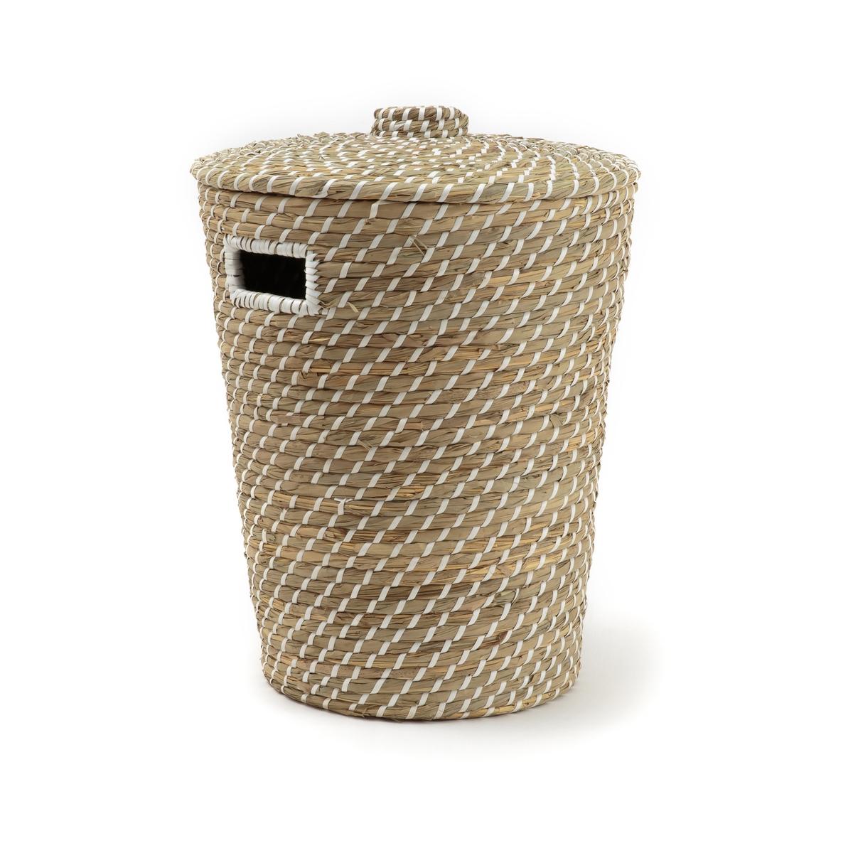 Корзина для белья с крышкой REDIOH корзина для белья tatkraft california квадратная с внутренним чехлом