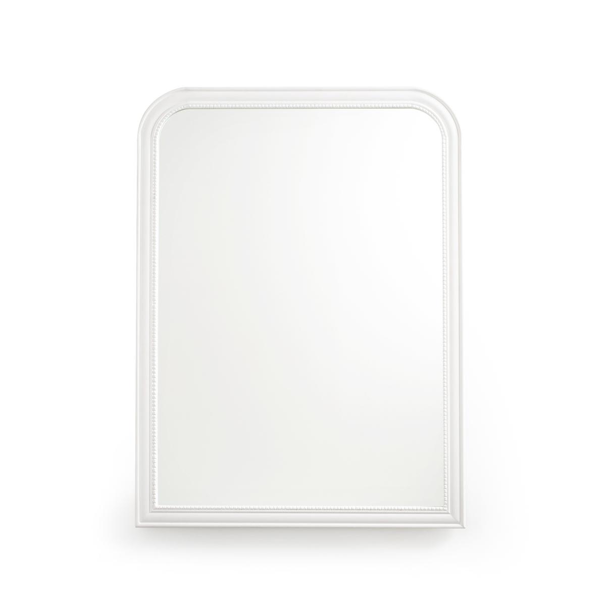 Зеркало Afsan из массива мангового дереваЗеркало Afsan из массива мангового дерева. Изысканное зеркало в старинном стиле с золотистым покрытием под старину, отделка стразами.Описание зеркала AfsanМассив мангового дерева с золотистым покрытием под старинуОтделка стразами2 панели для настенного крепления (винты и крепления продаются отдельно)Размеры зеркала AfsanШирина : 90 смВысота : 120 см<br><br>Цвет: белый,золотистый состаренный
