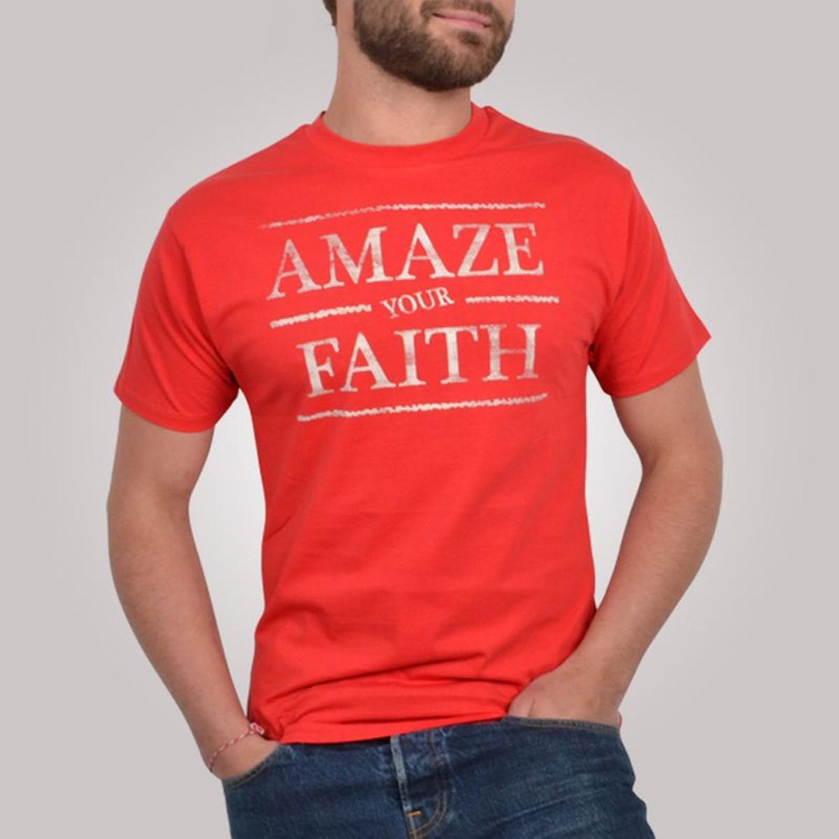 T-shirt AMAZING TEE en coton
