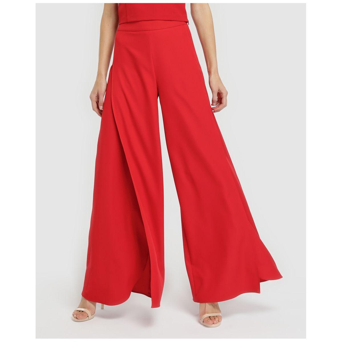 Pantalon ample plusieurs épaisseurs