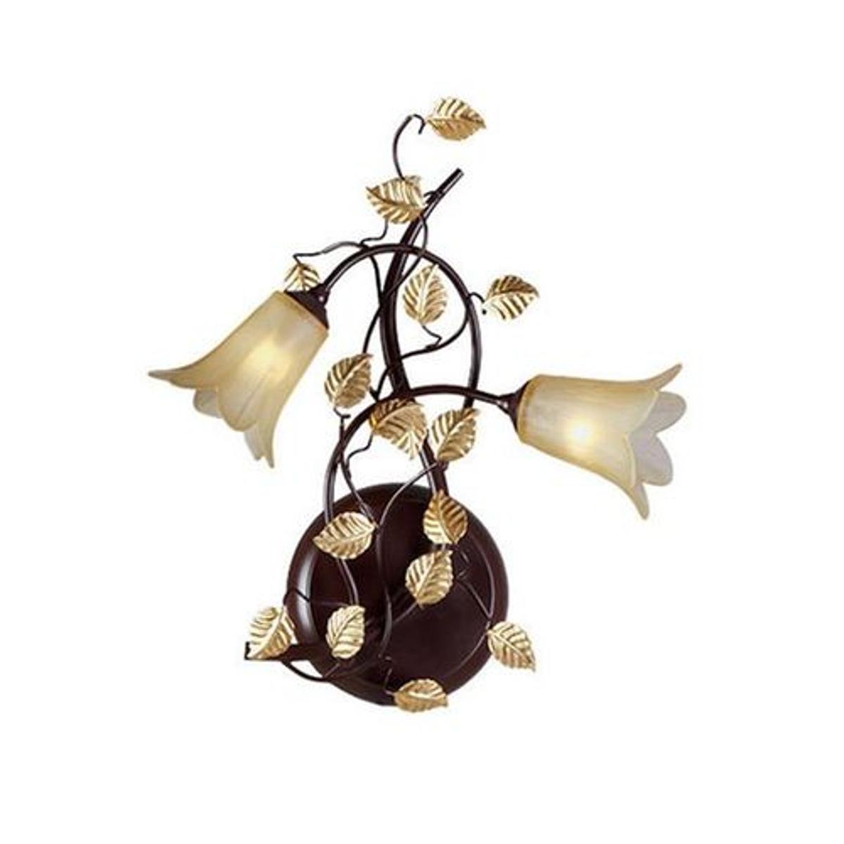 attrayante applique flora avec fil vendu par luminaire 13163730. Black Bedroom Furniture Sets. Home Design Ideas