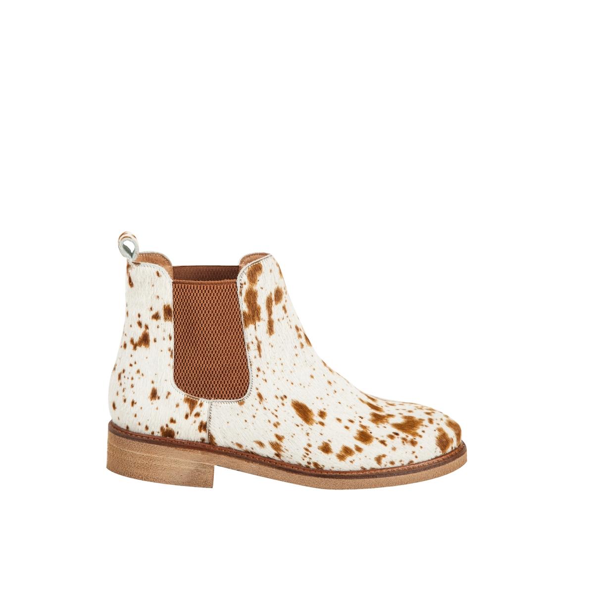 Zapatillas de piel Cabourg
