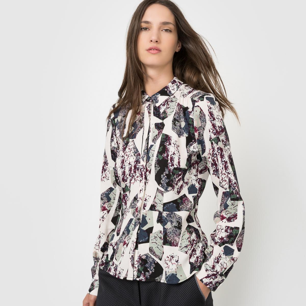 Рубашка с рисунком Nilea