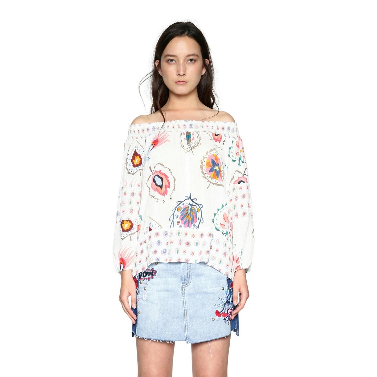 Блузка DESIGUAL 15513607 от LaRedoute