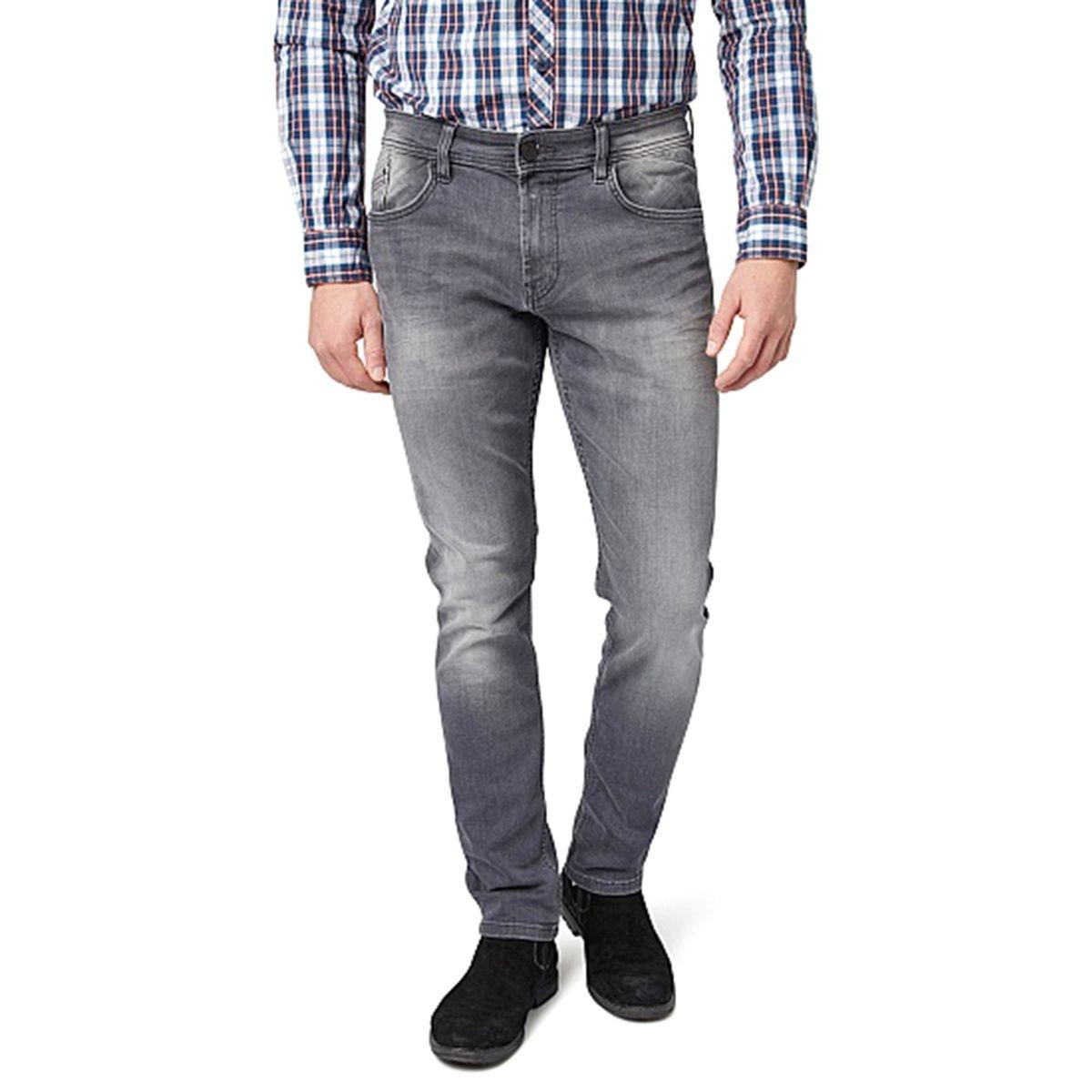 Jeans JOSH coupe regular, en coton stretch