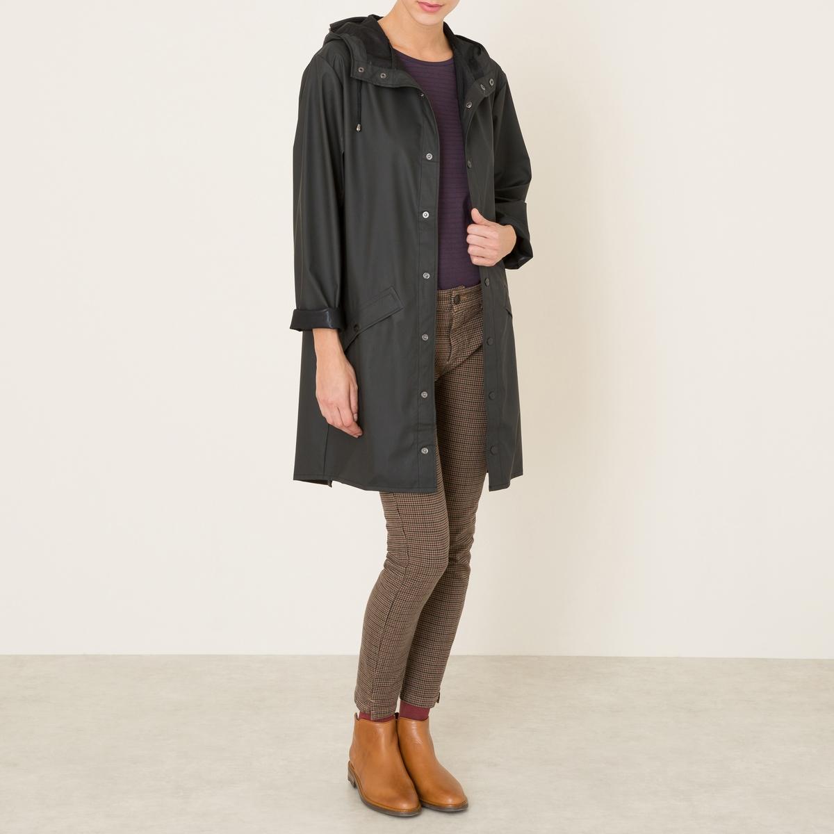 Жакет непромокаемый LONG JACKET жакет base jacket long black