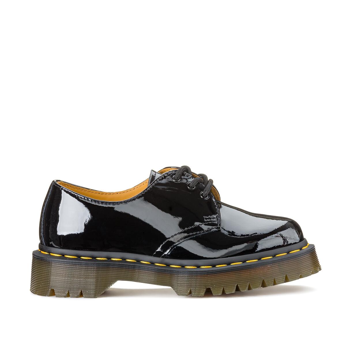 Ботинки-дерби LaRedoute Из кожи 1461 Bex 42 черный ботинки дерби из кожи teadale maira