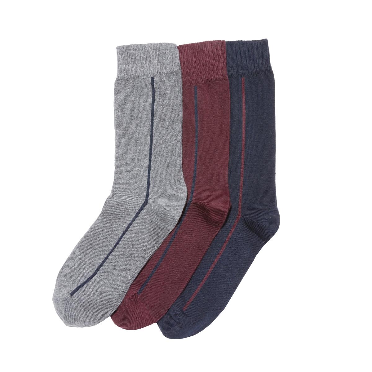Комплект из 3 пар оригинальных носков 3 пары оригинальных носков