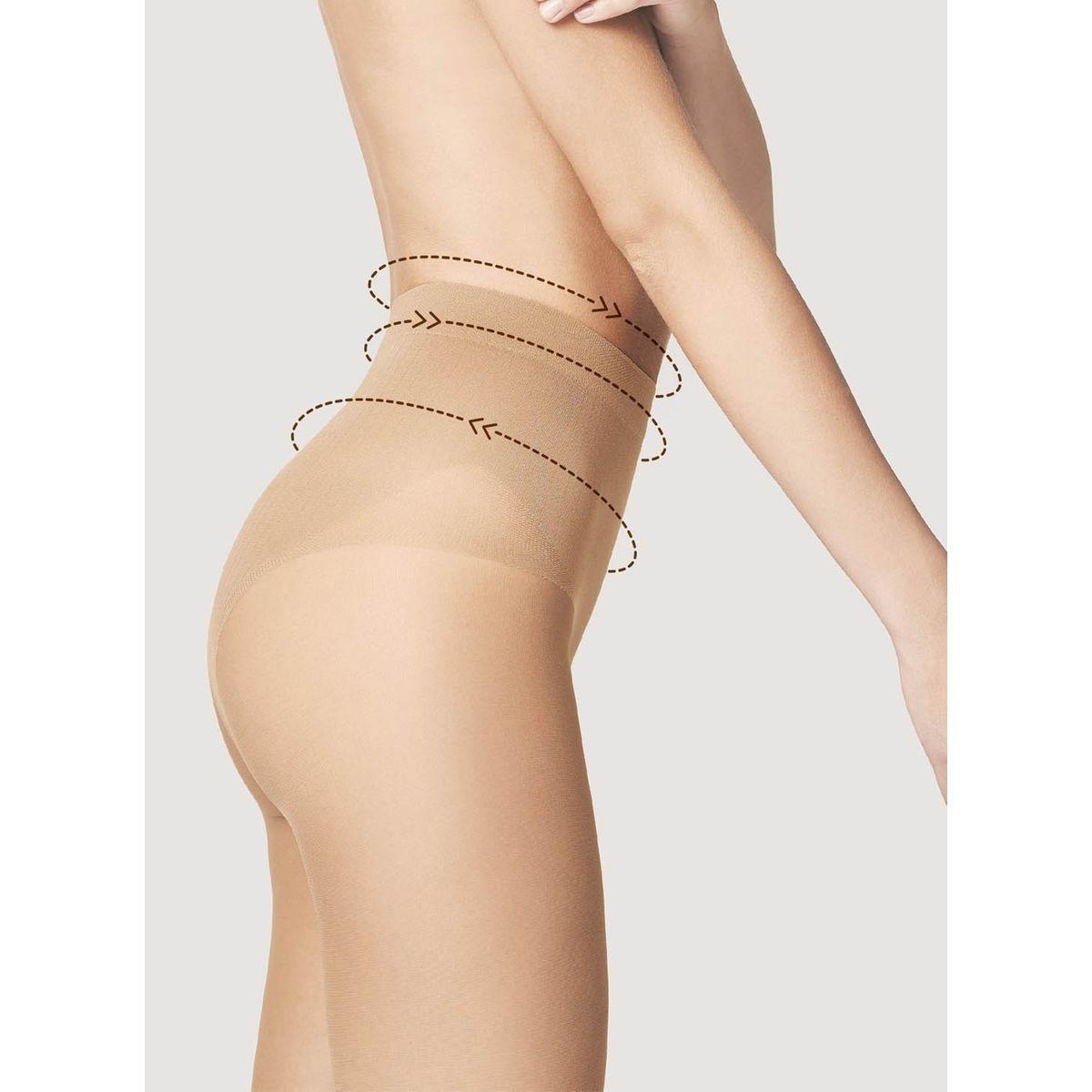 Collant Ventre Plat Fiore Bikini Fit  20D