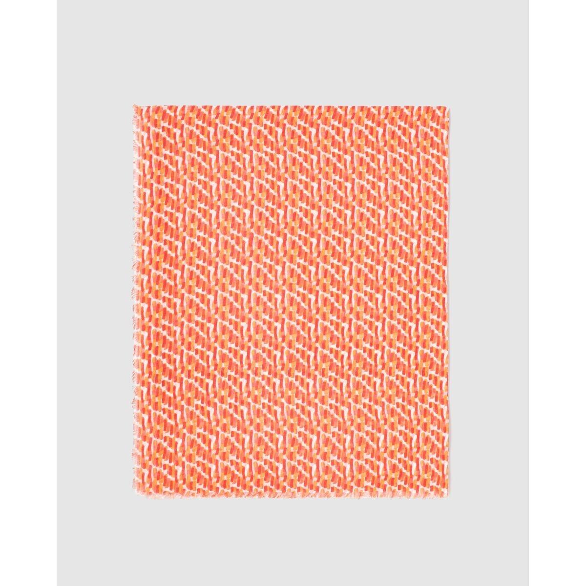 Foulard à imprimé