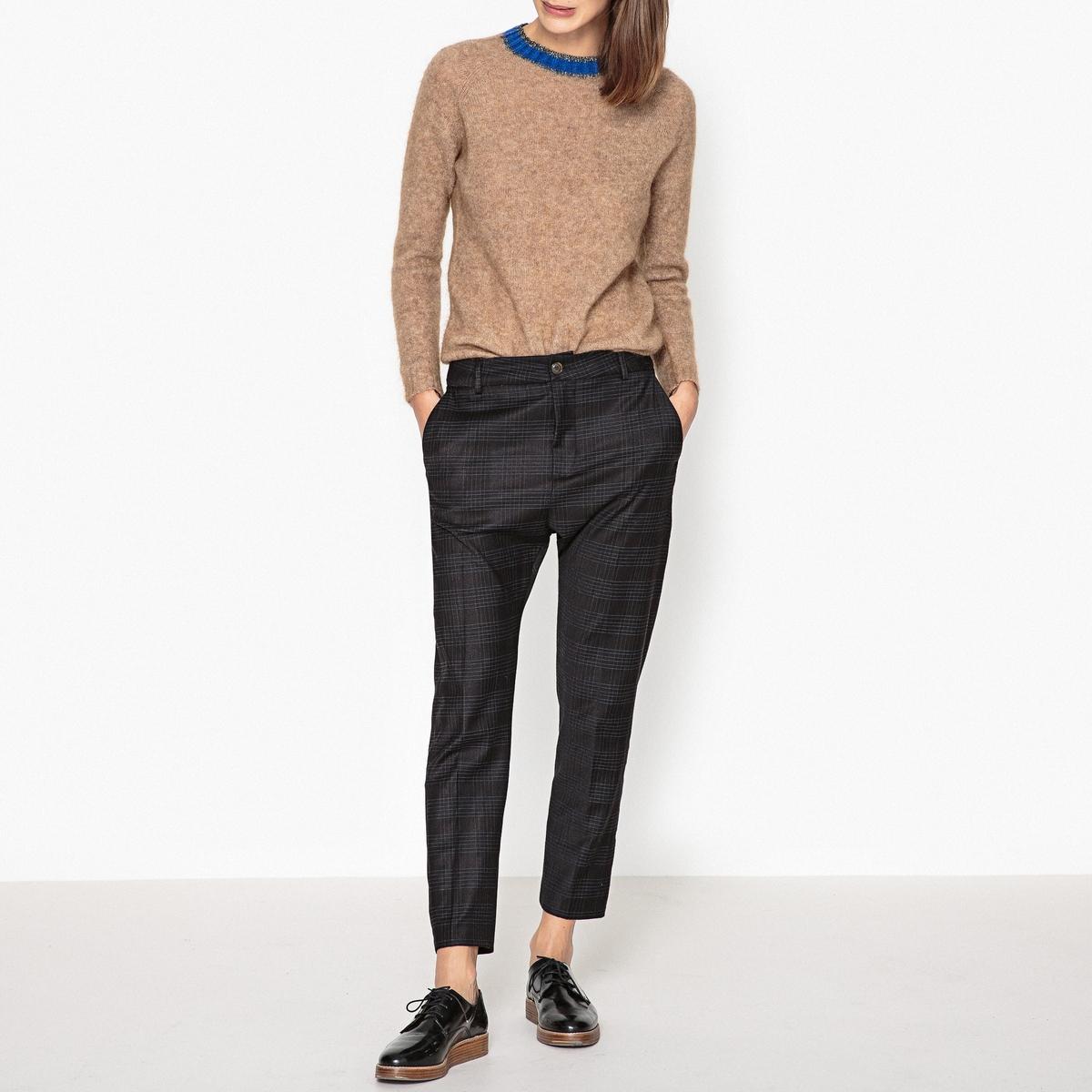 Пуловер из тонкого трикотажа SOLANGE